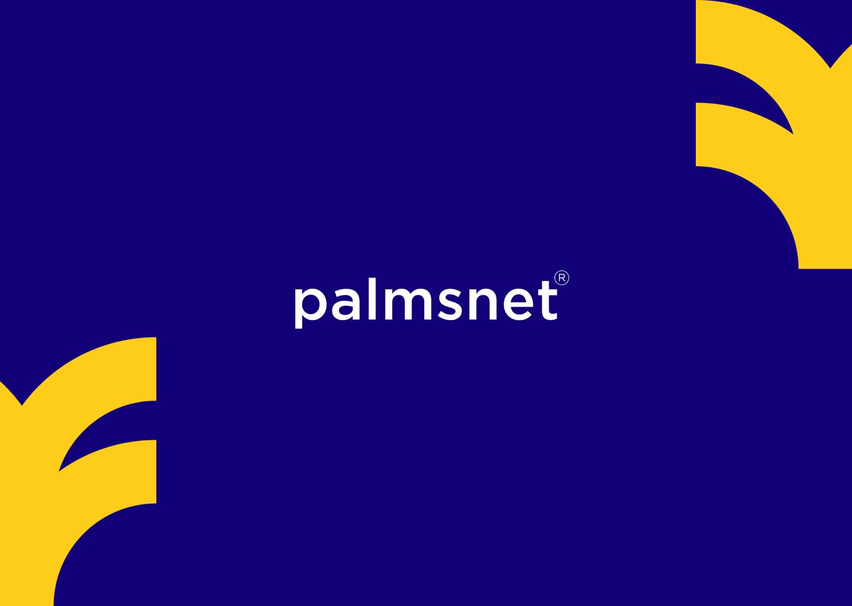 Dmitry Kropachev Creativity Creates Palmsnet Brand Identity