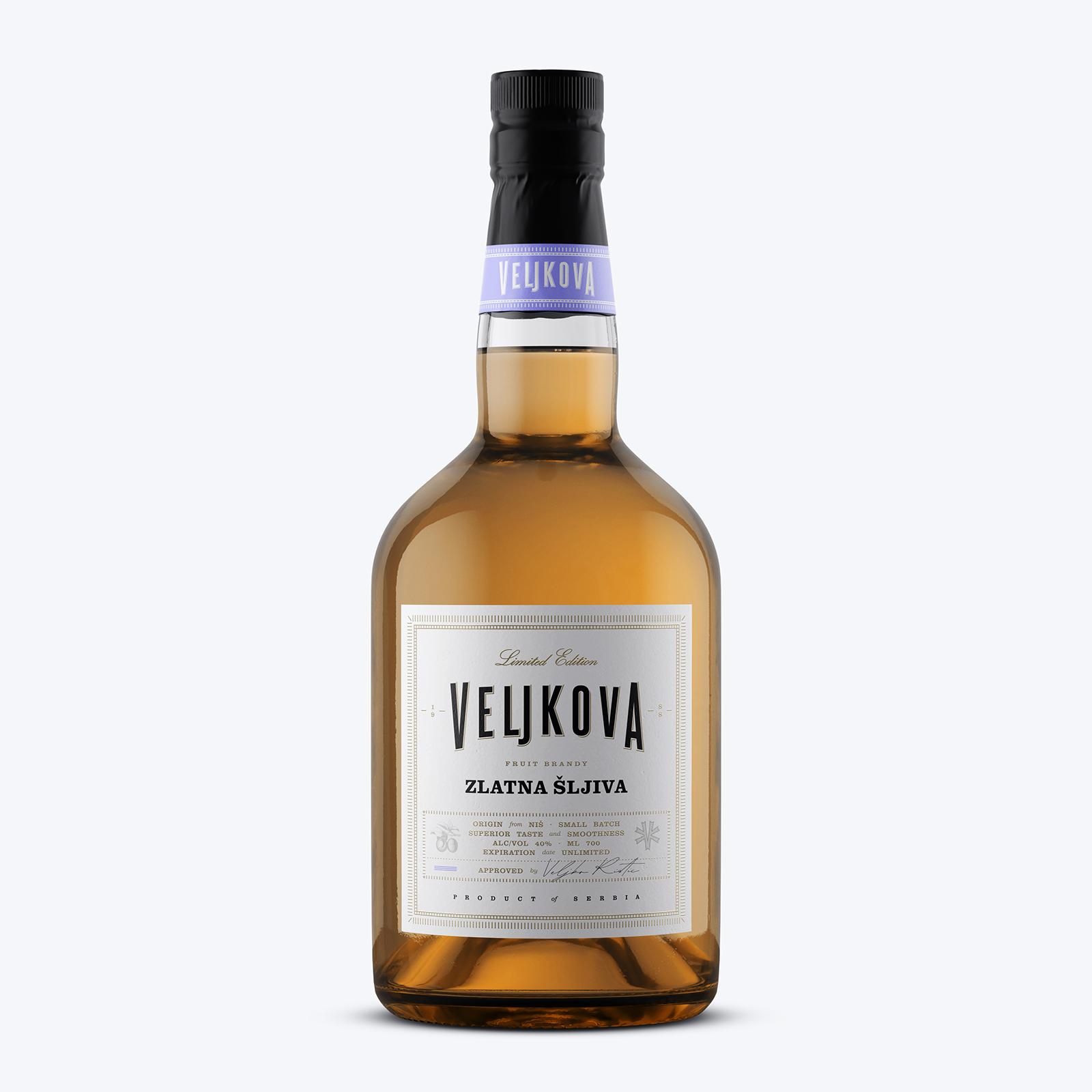 Veljkova Brandy Labels by bobo88dsgn