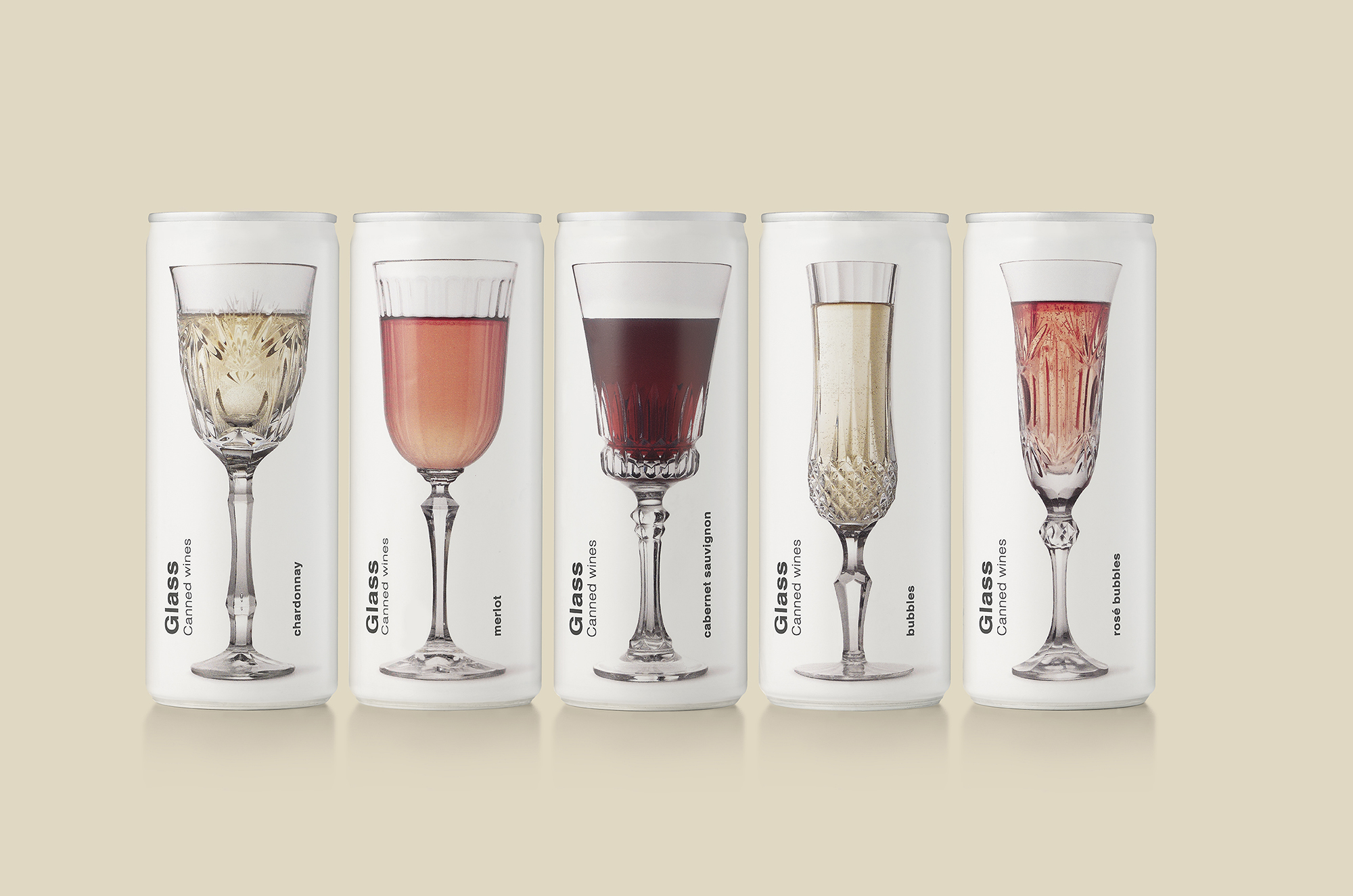 Puigdemont Roca Create Glass Canned Wines for Aluvinum