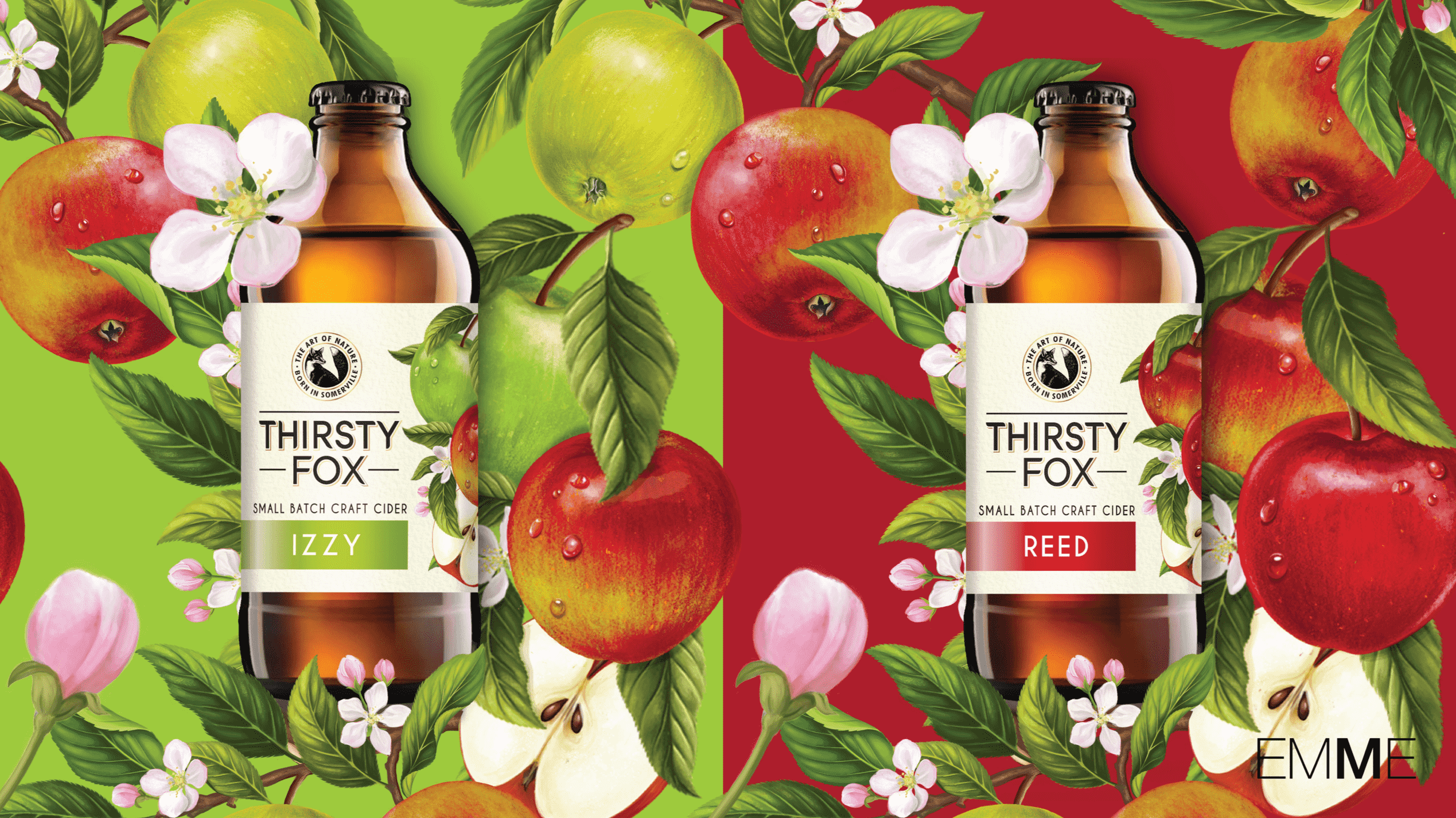 EMME creates Labels India's First Craft Cider