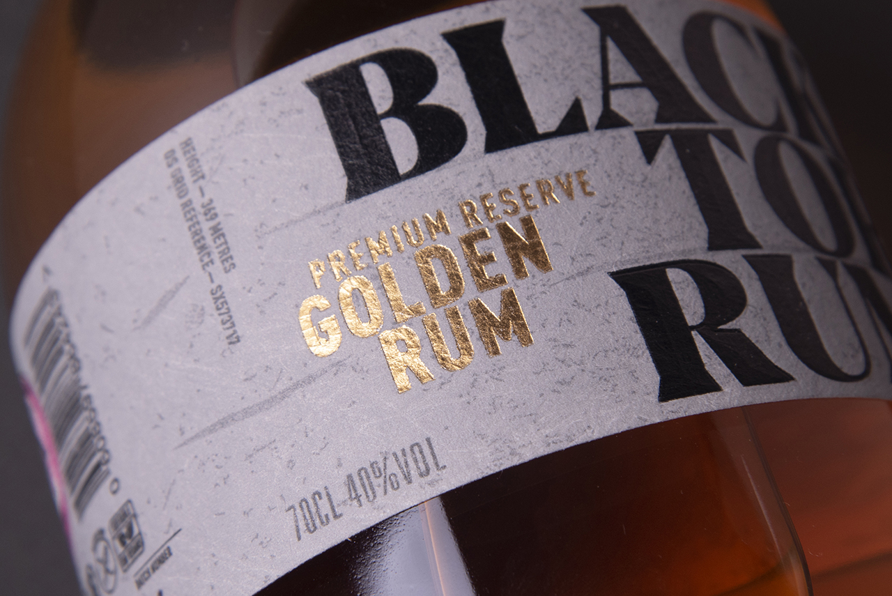 Buddy Create Immediate Desire and Brand Impact for New Rum Brand
