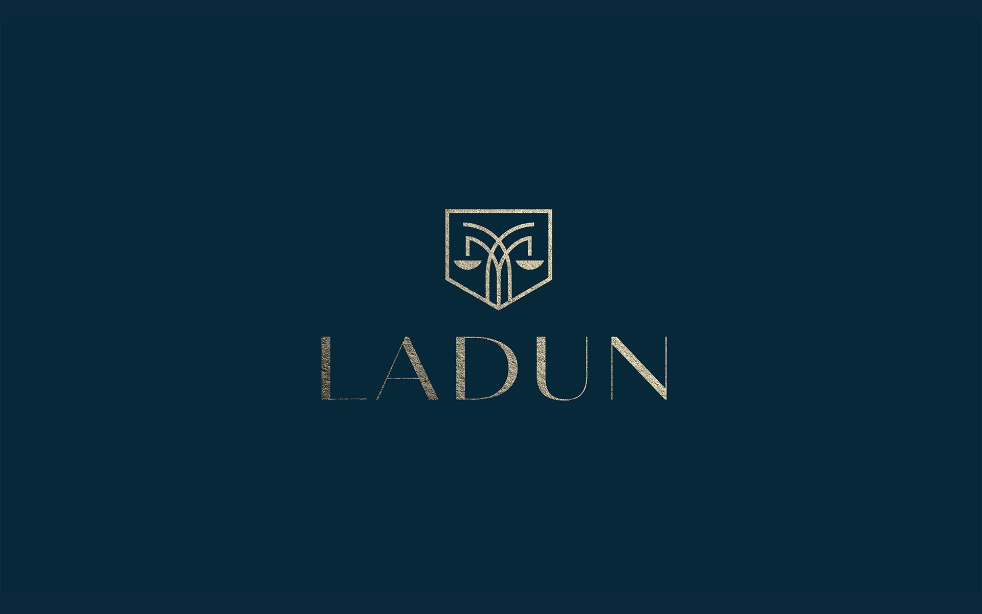 Abdelrahman Khaled Creates Ladun Brand Identity