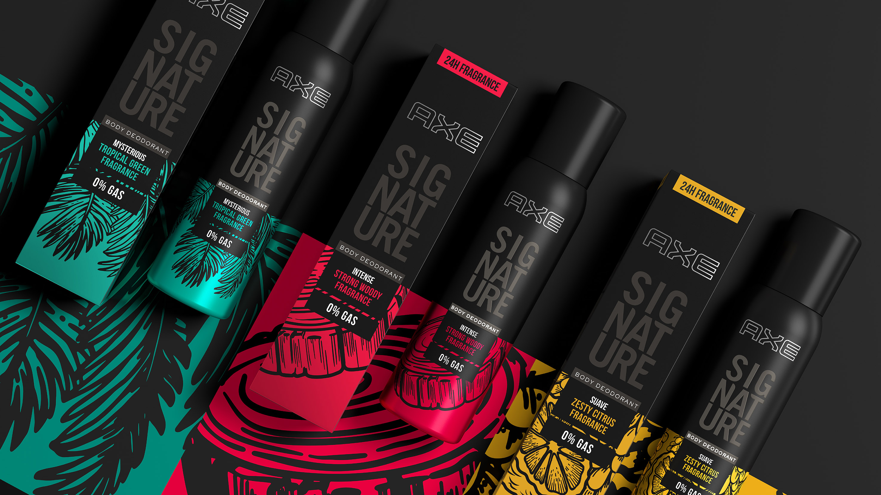 PB Creative Delivers a Dynamic Update for Axe in India
