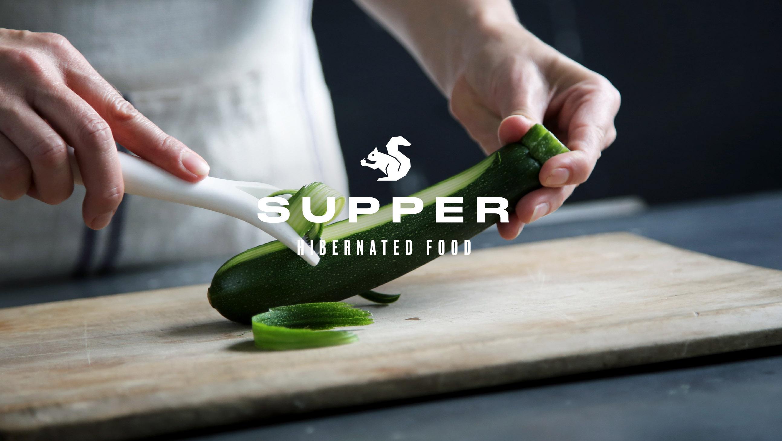 Jo Hawkes Design Creates Supper Brand Identity
