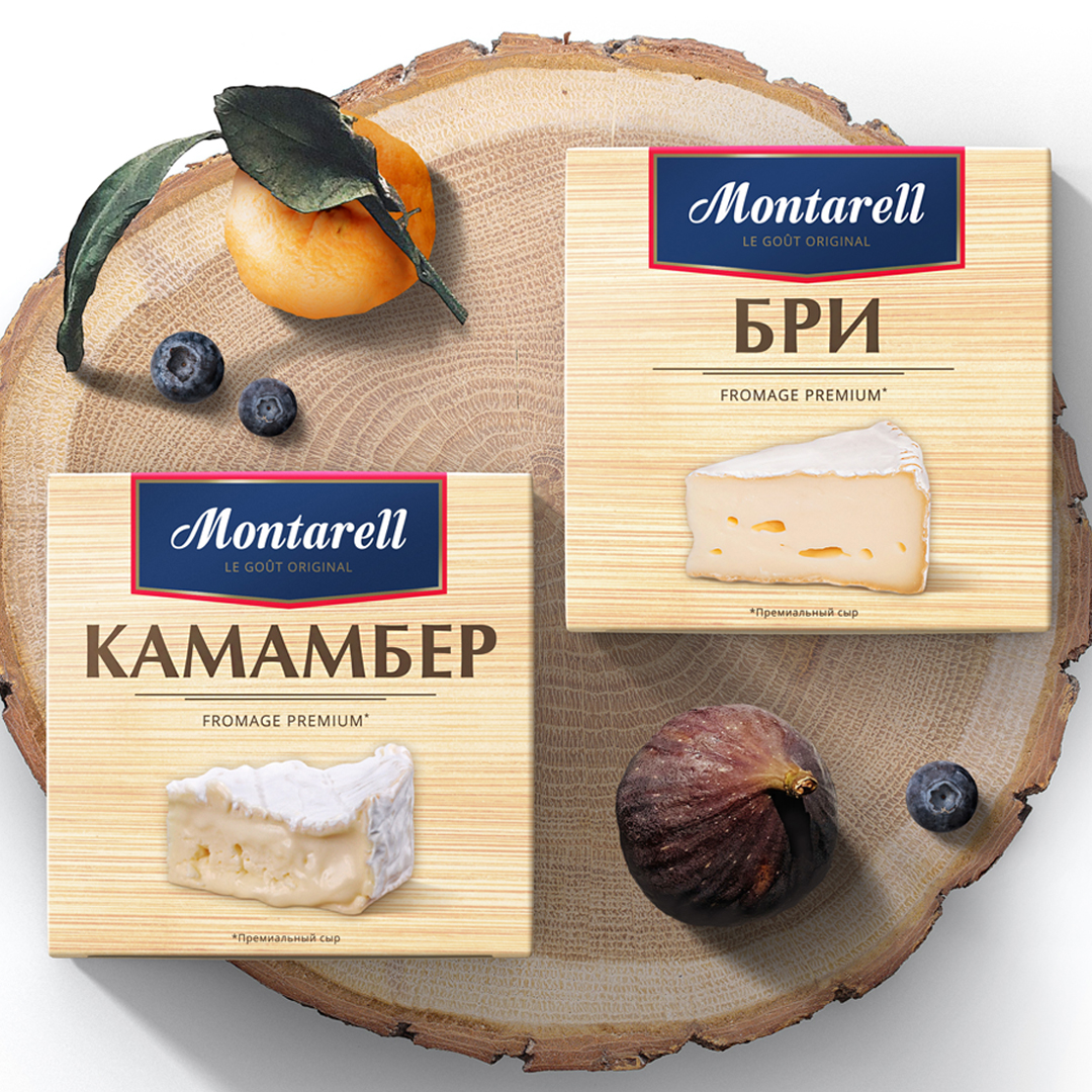 Creation of New Local Cheese Brand and Packaging Designed by CBA NVM