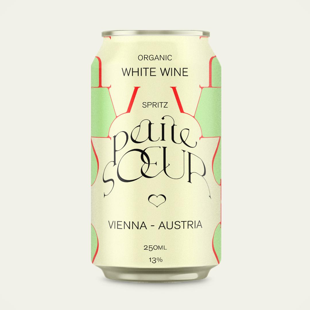 Bilden Studio Creates Brand and Packaging Design for Petite Soeur Wine Spritz