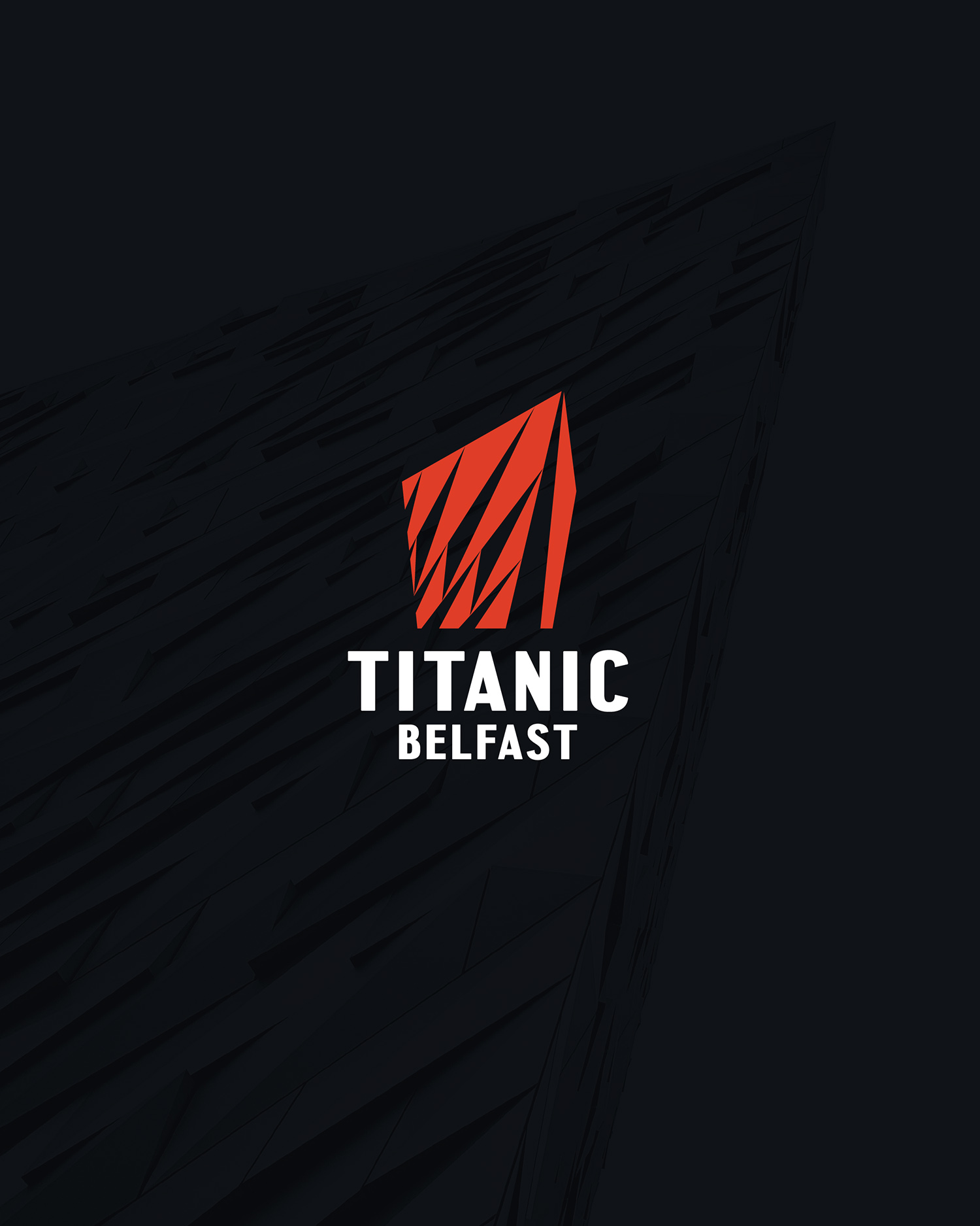 Pale Blue Dot Creates New Brand Identity for Titanic Belfast