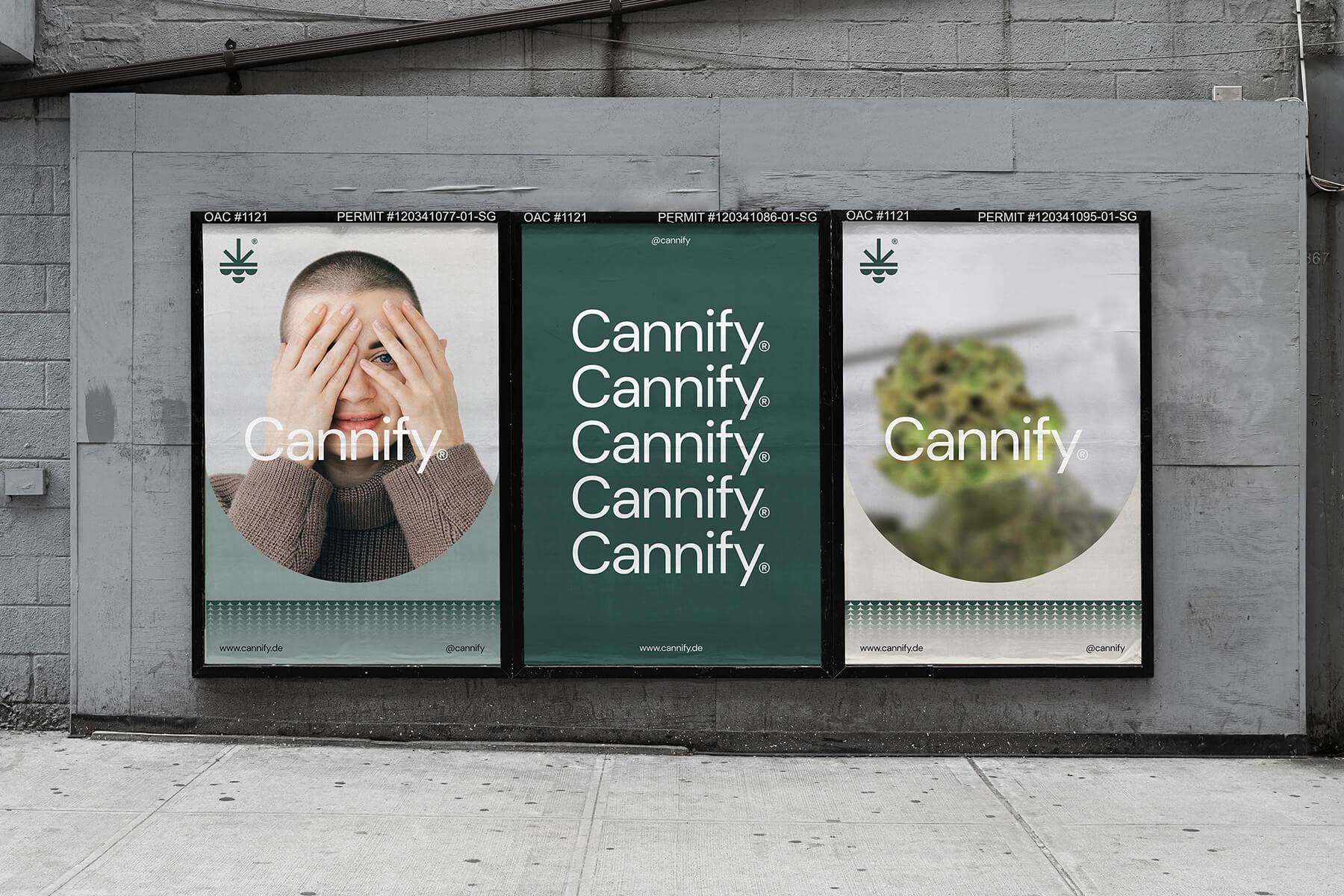 Alphamark Creates a New Brand Identity for Cannify Pharma