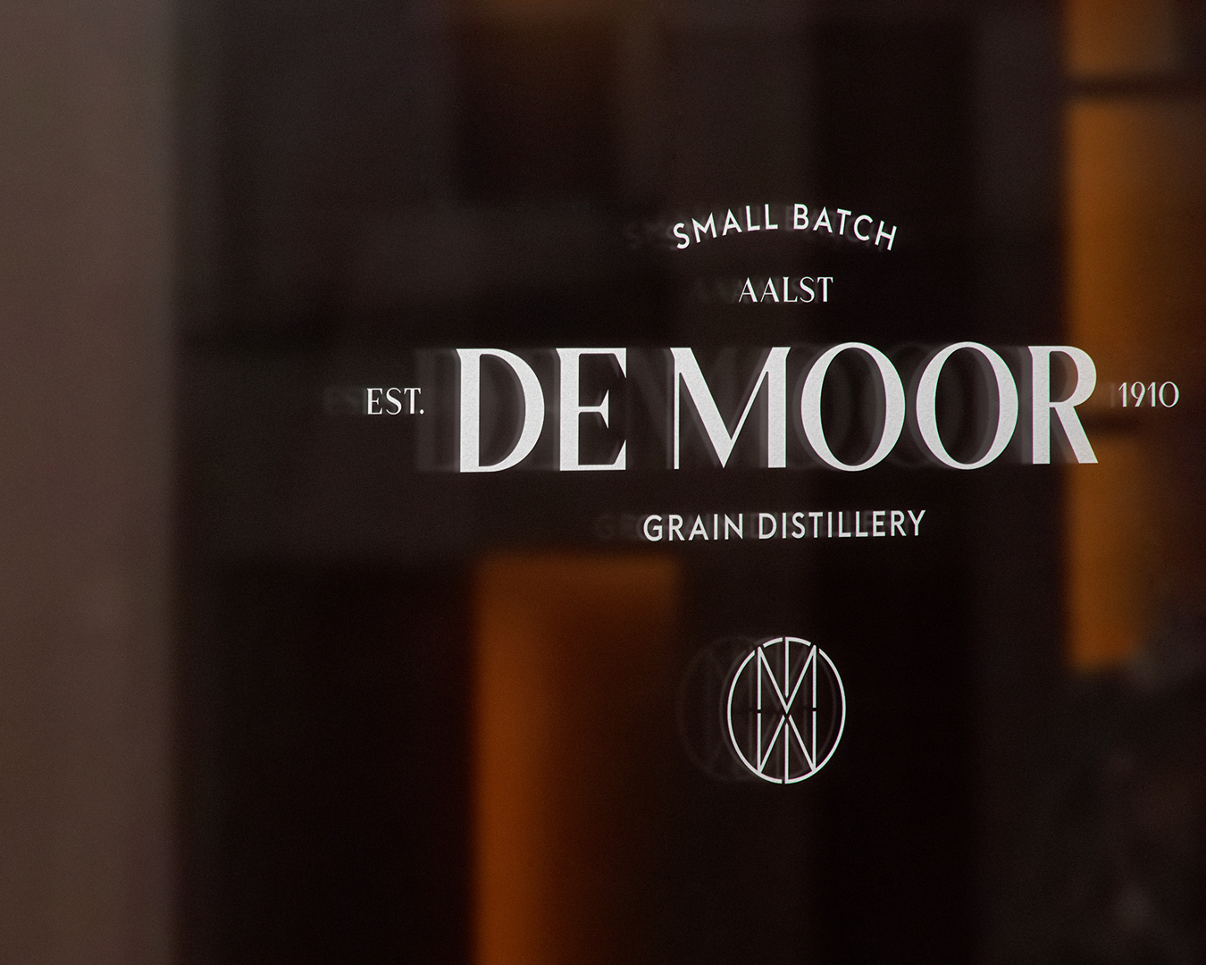 Sign Brussels Translates Traditional Distillery Into Modern Times
