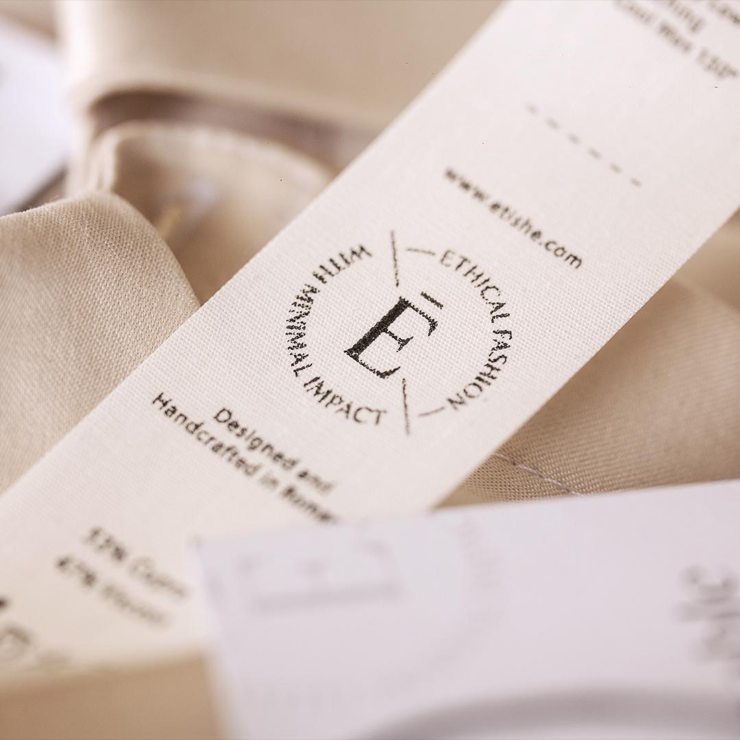 Etishe Sustainable Fashion Branding by MRZ Design