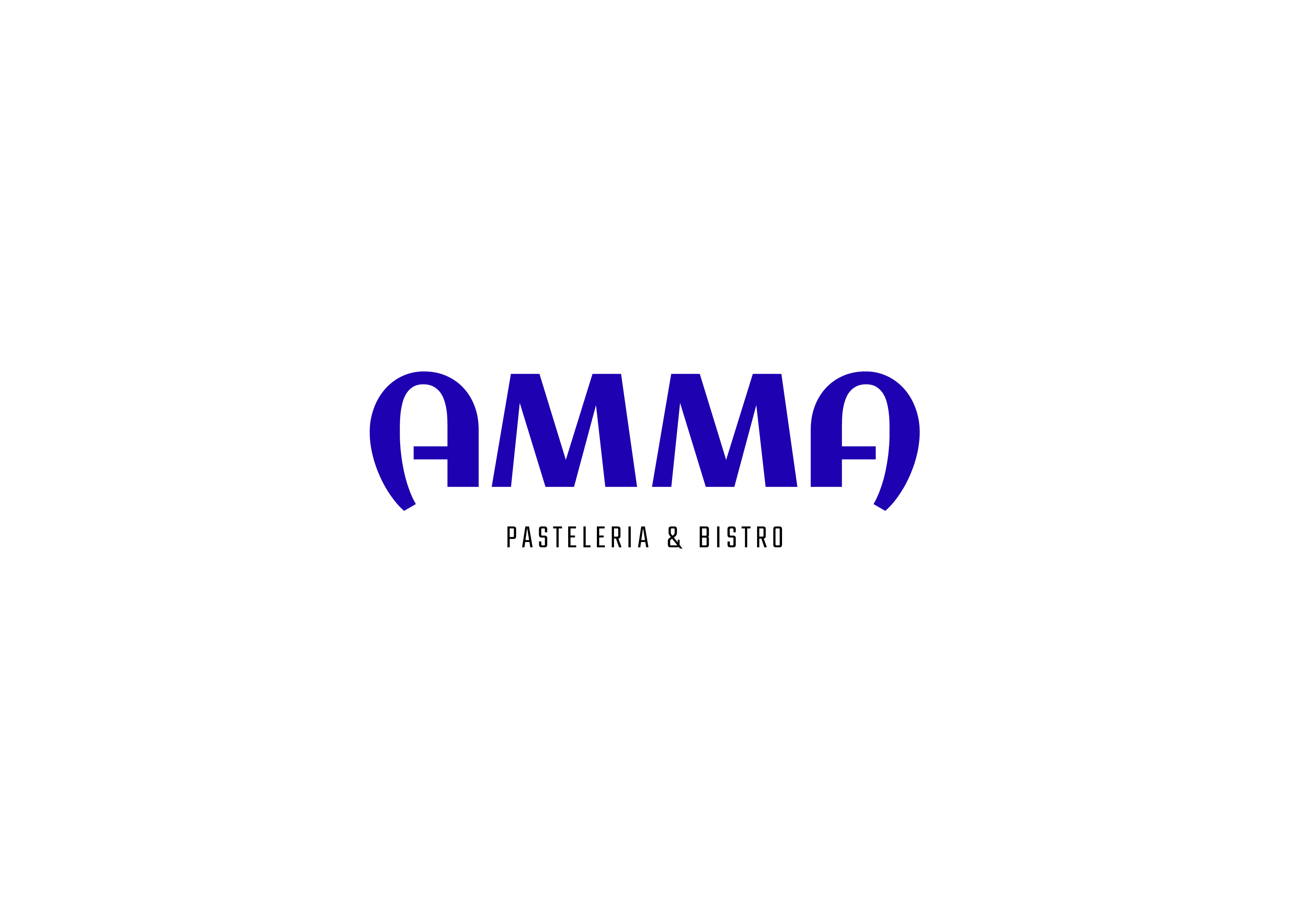 Visual Identity and Branding for Bakery and Bistro Amma