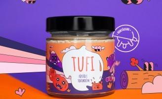 Anit Vida Creates Vegan Packaging Design Food Brand Labelling for Krumplibogár