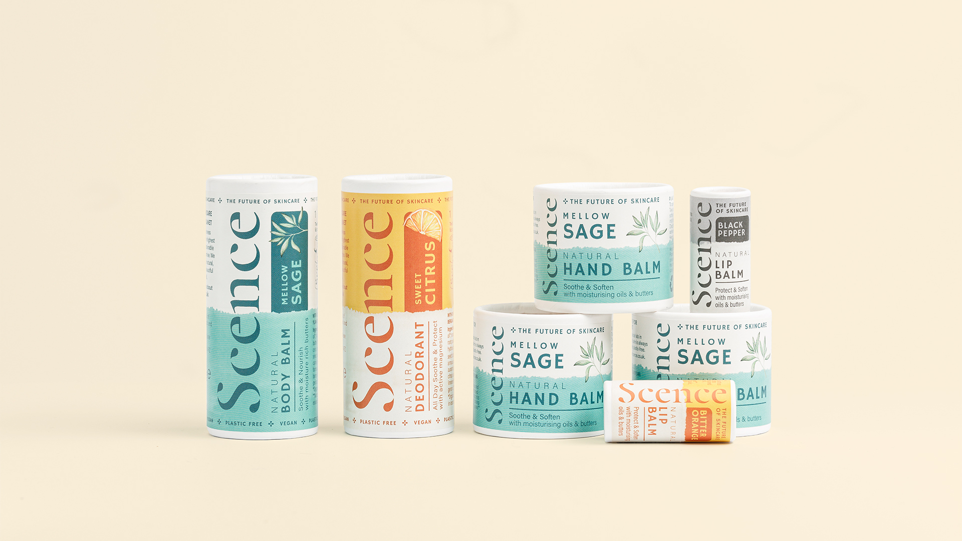 Kingdom & Sparrow Rebrand Scence Skincare With Sustainability at the Core