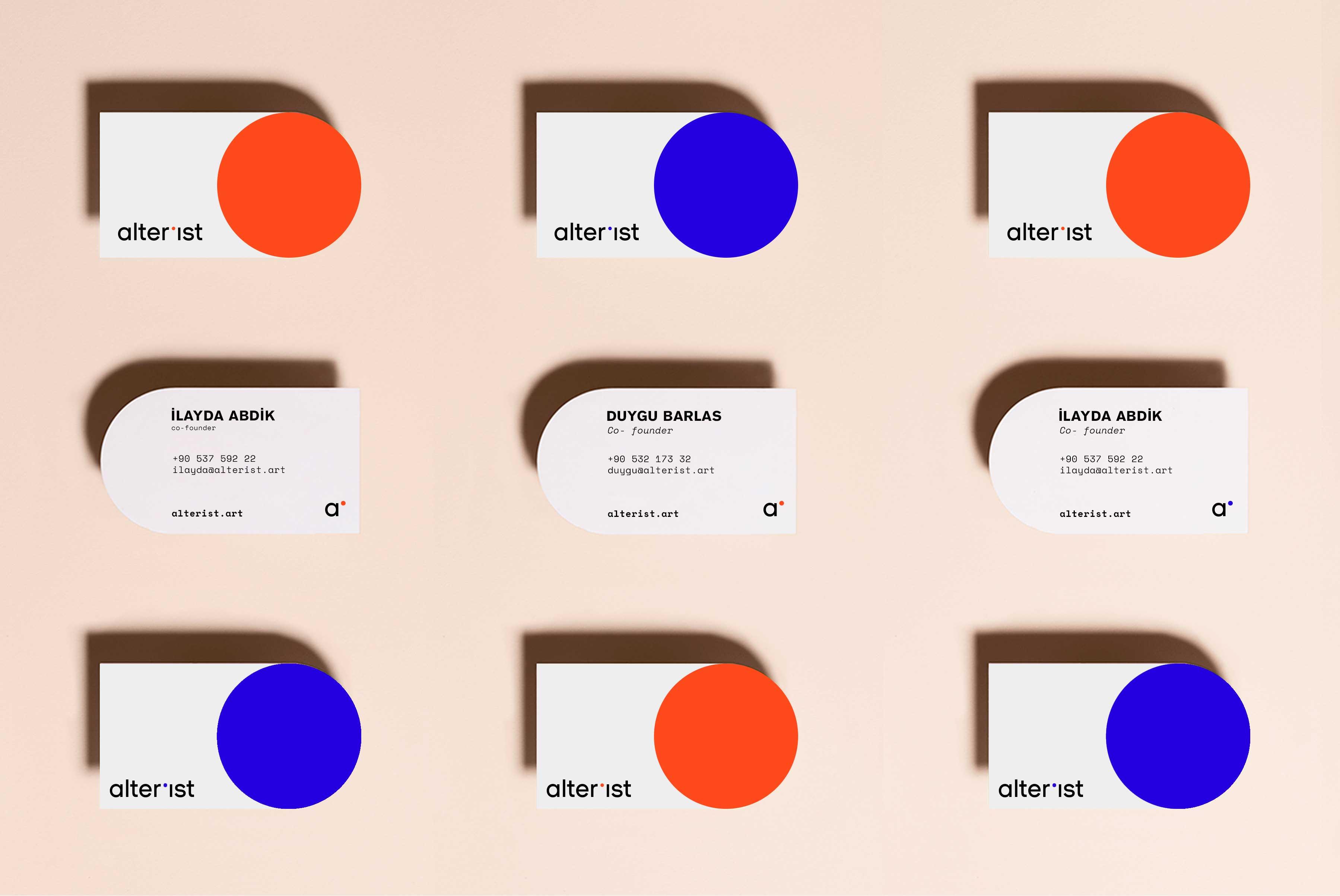 Salt and Sugar Creative Studio Create Branding for Alterist
