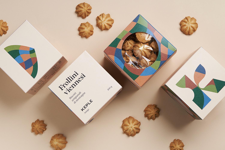 Keple Packaging and Branding by Dry Studio