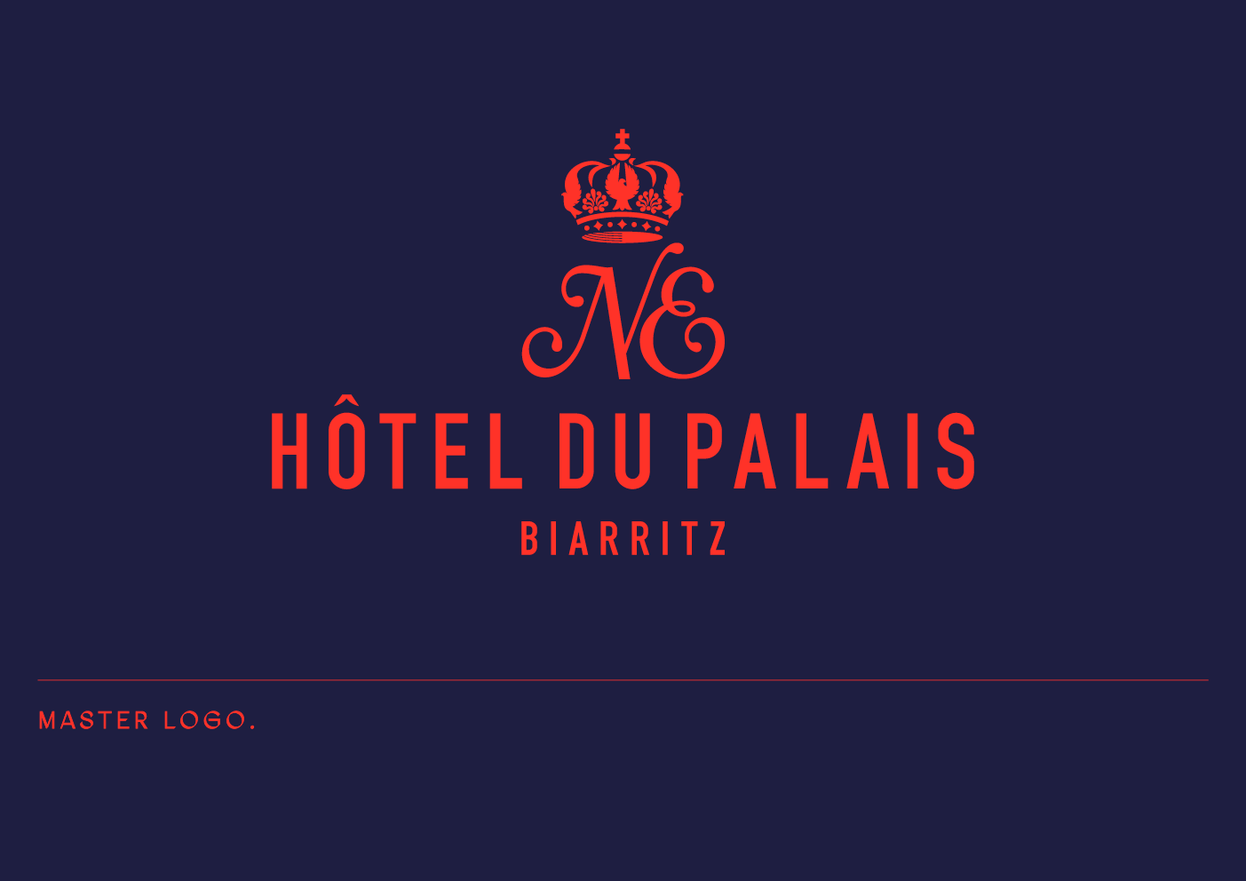New Branding and Design Project for Hôtel du Palais in Biarritz