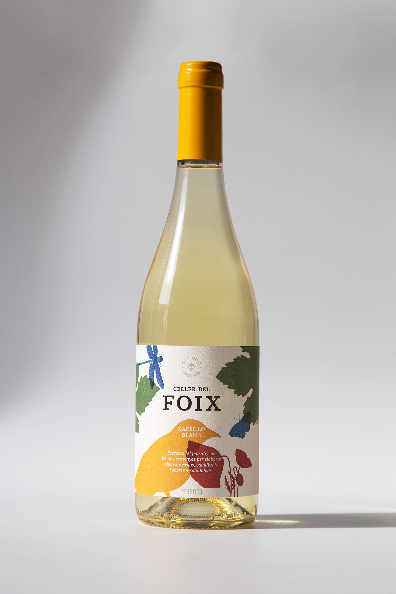 Made by us Agency Helps Celler de Foix Celebrate the Beauty of Biodiversity