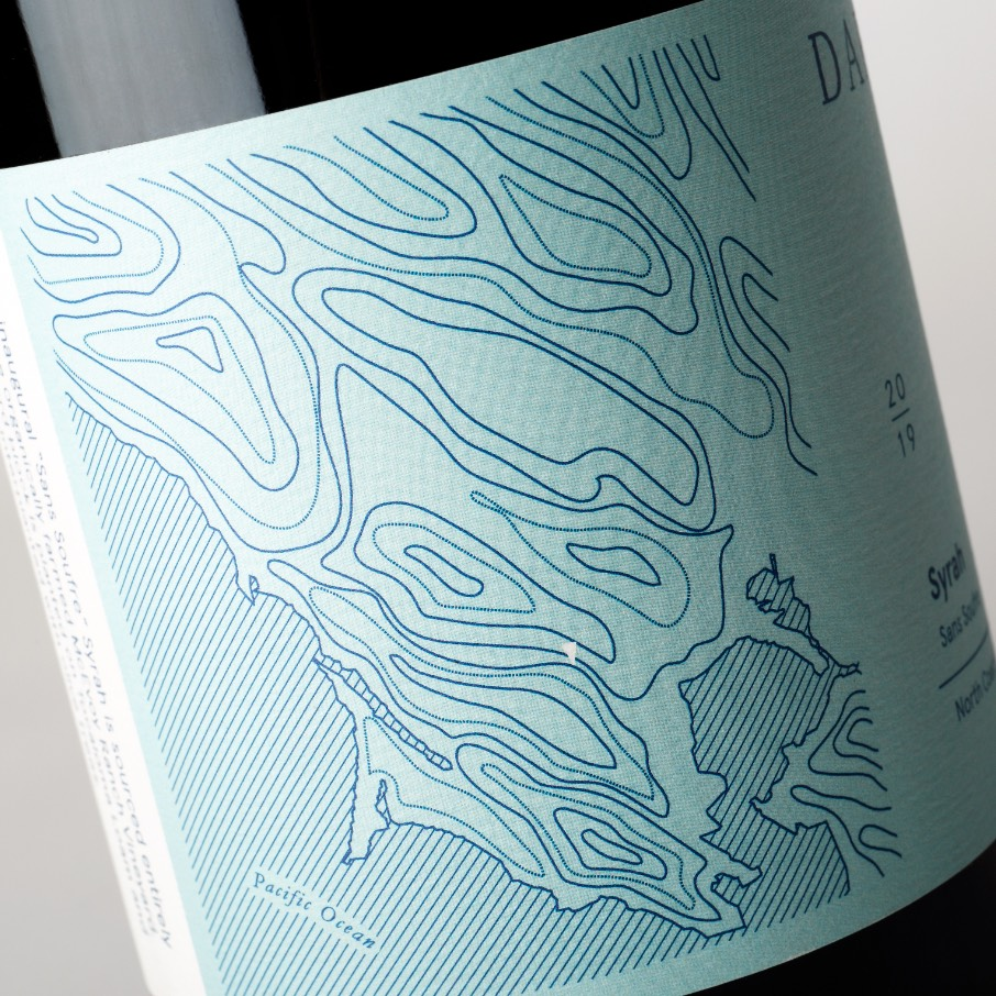 Chen Design Associates Create Darling Wines Brand Identity and Packaging