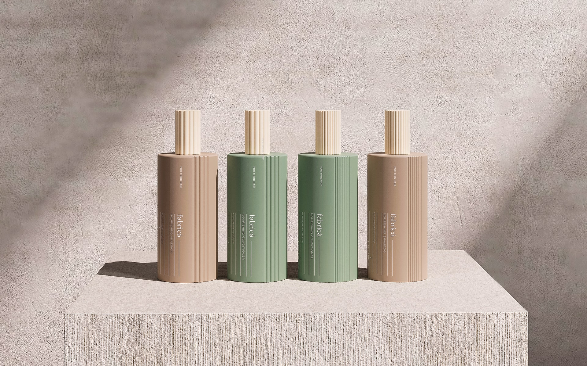 Lyon & Lyon Creative Design Branding and Packaging for Fabricá Unisex Concept