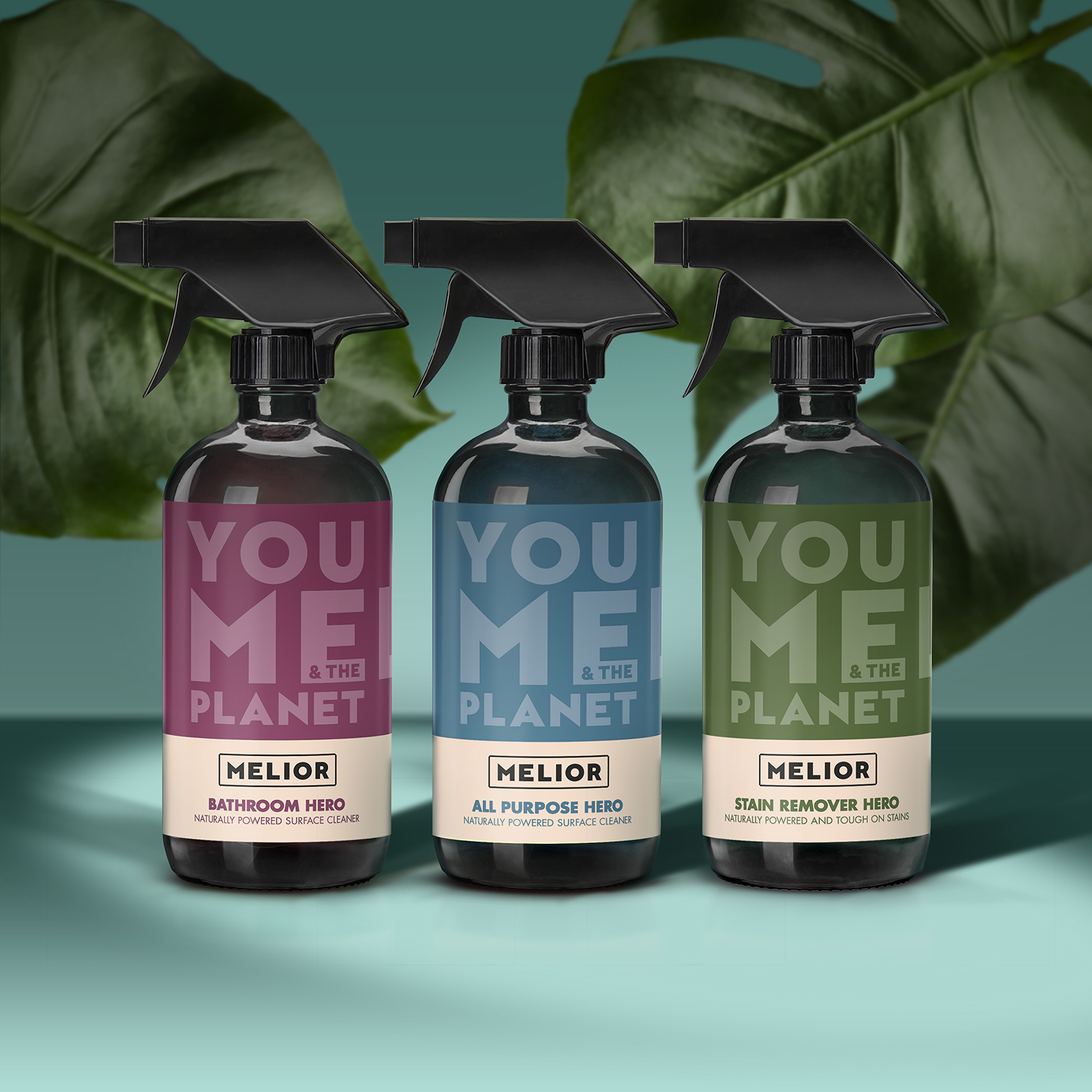 You, Me and the Planet: Melior Design From Biles Hendry