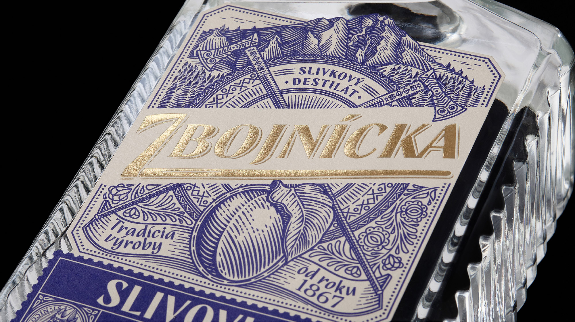 Amoth Studio Create Packaging Design for The Treasure of Zbojniks