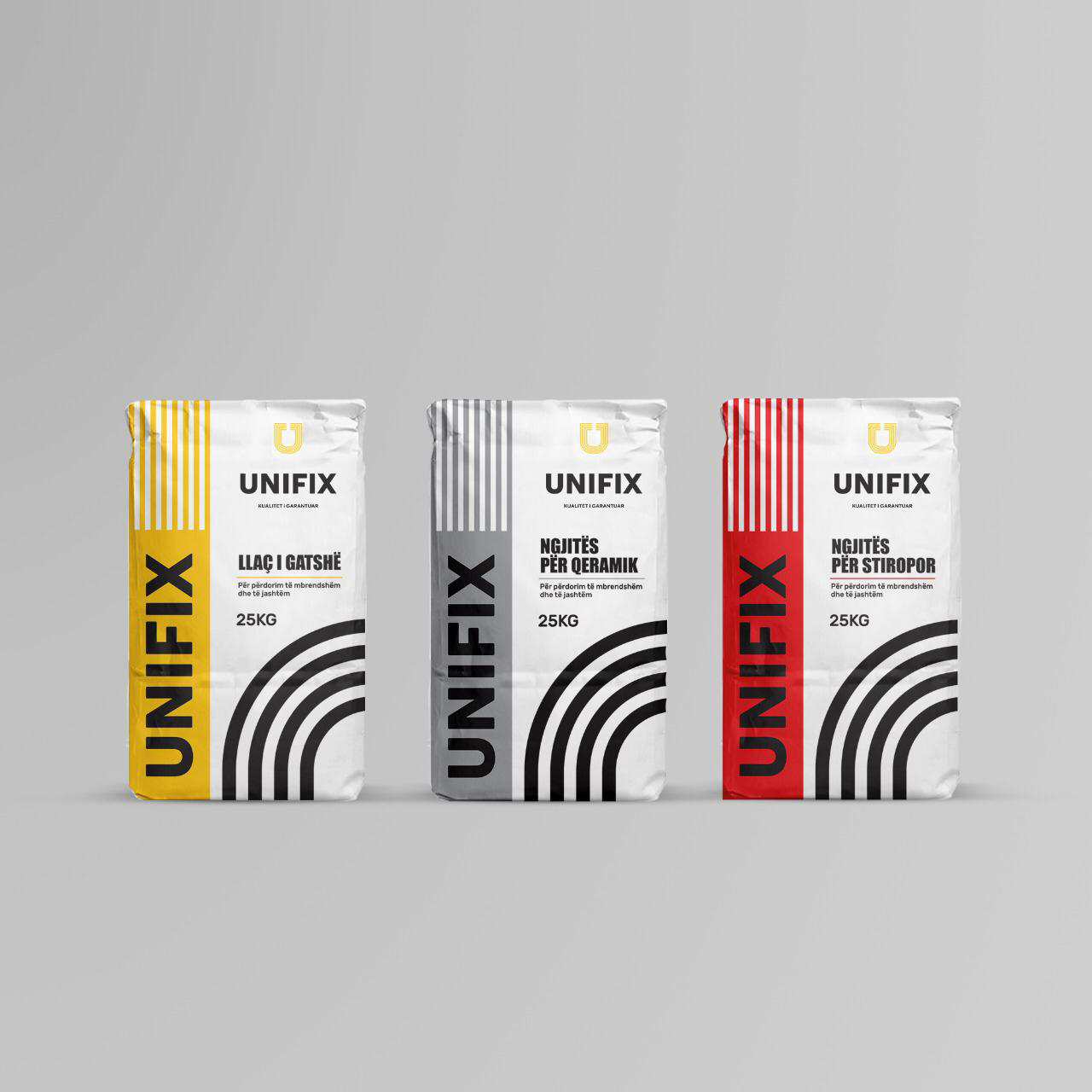 Stupa Creative Studio Are Behind the New Brand Identity and Packaging Design for Unifix