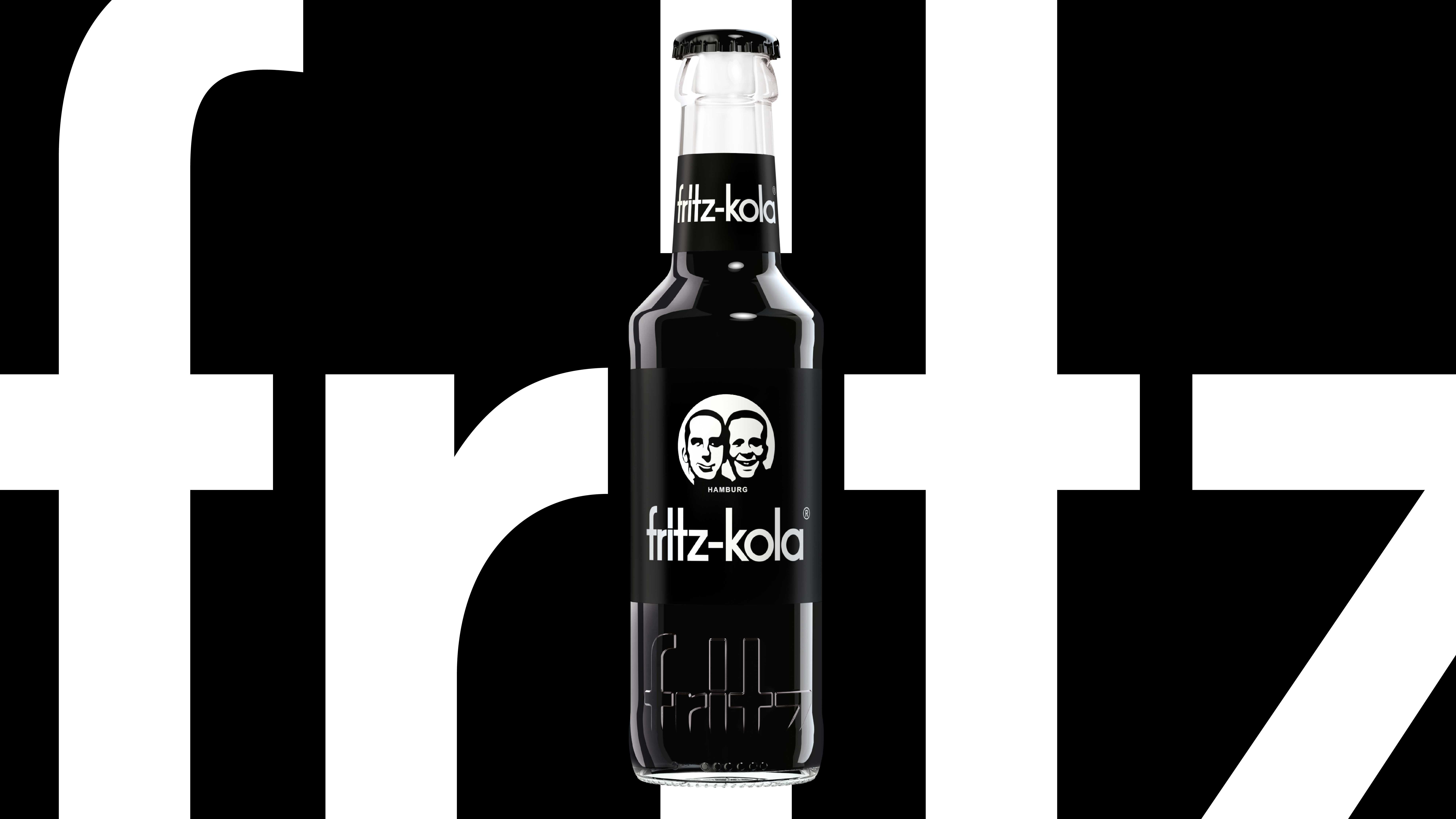 Superunion Casts Fritz-Kola Brand Attitude in a Glass