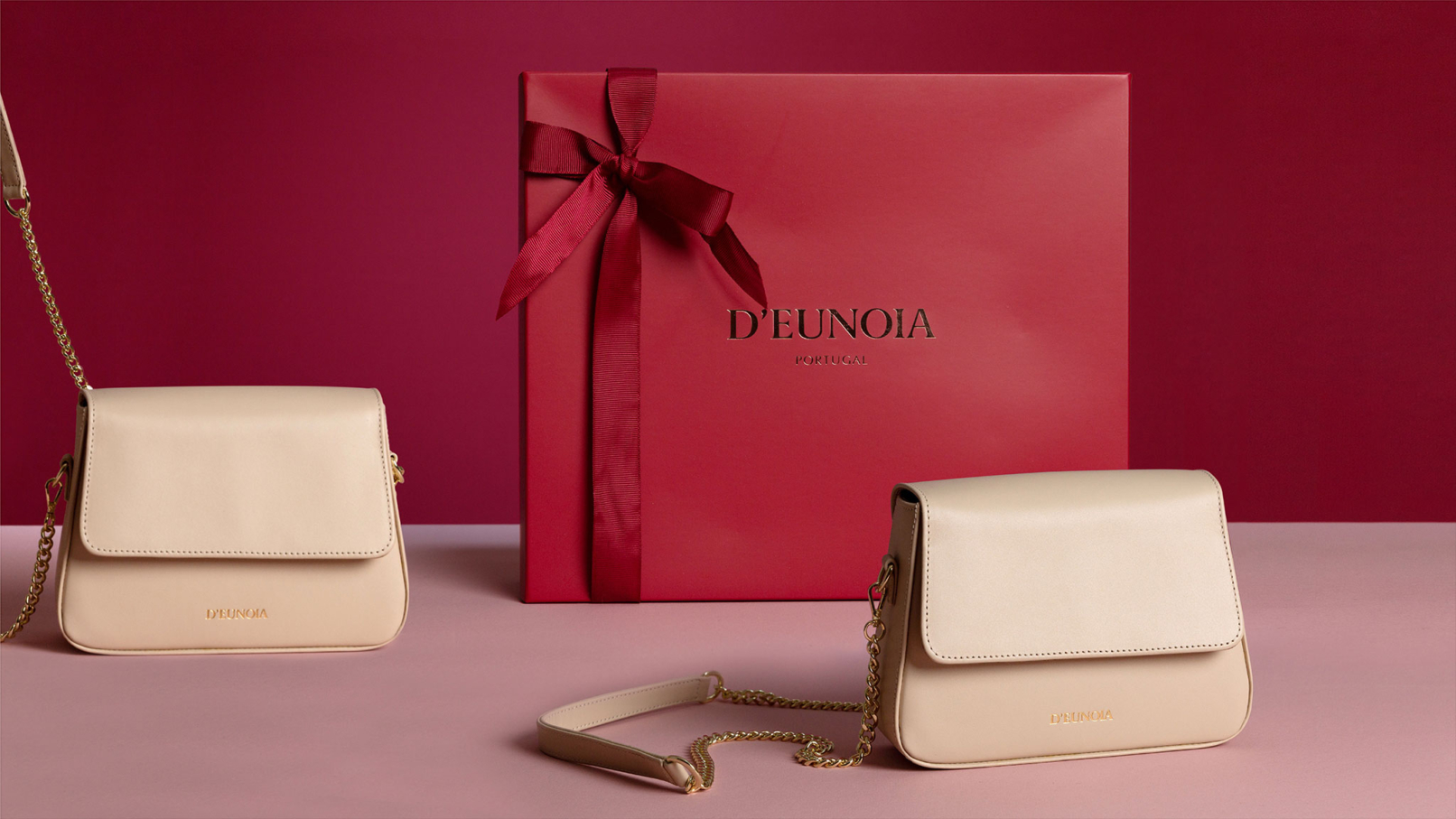 Brand Identity for D'Eunoia Created by d'front