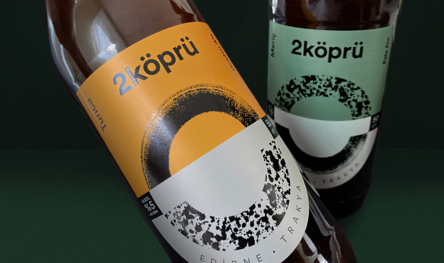 2kopru Branding and Packaging Design by Pata Studio