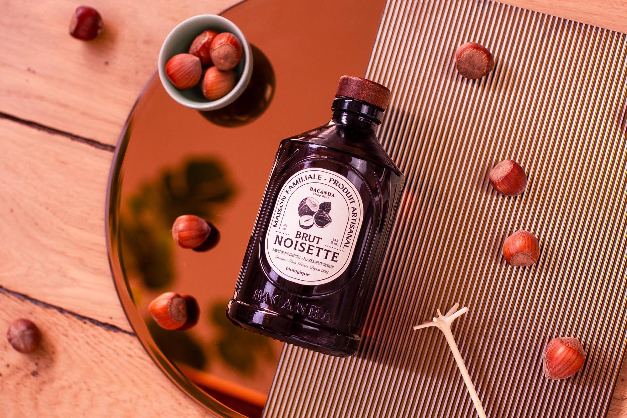 Studio Boam Creates The New Bacanha's Bottle Design