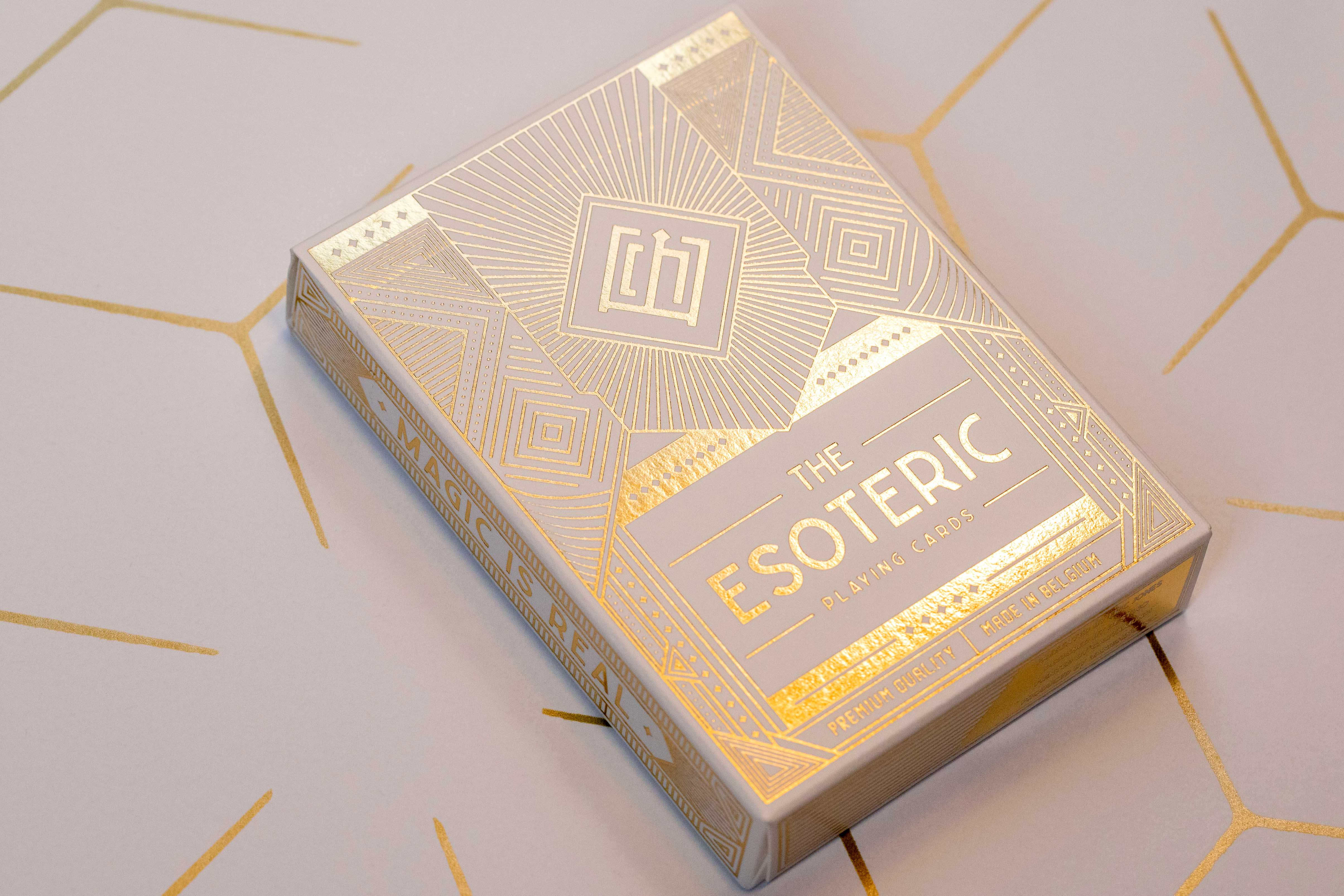 The Esoteric Playing Cards Blends Beauty And Functionality Designed by Destino