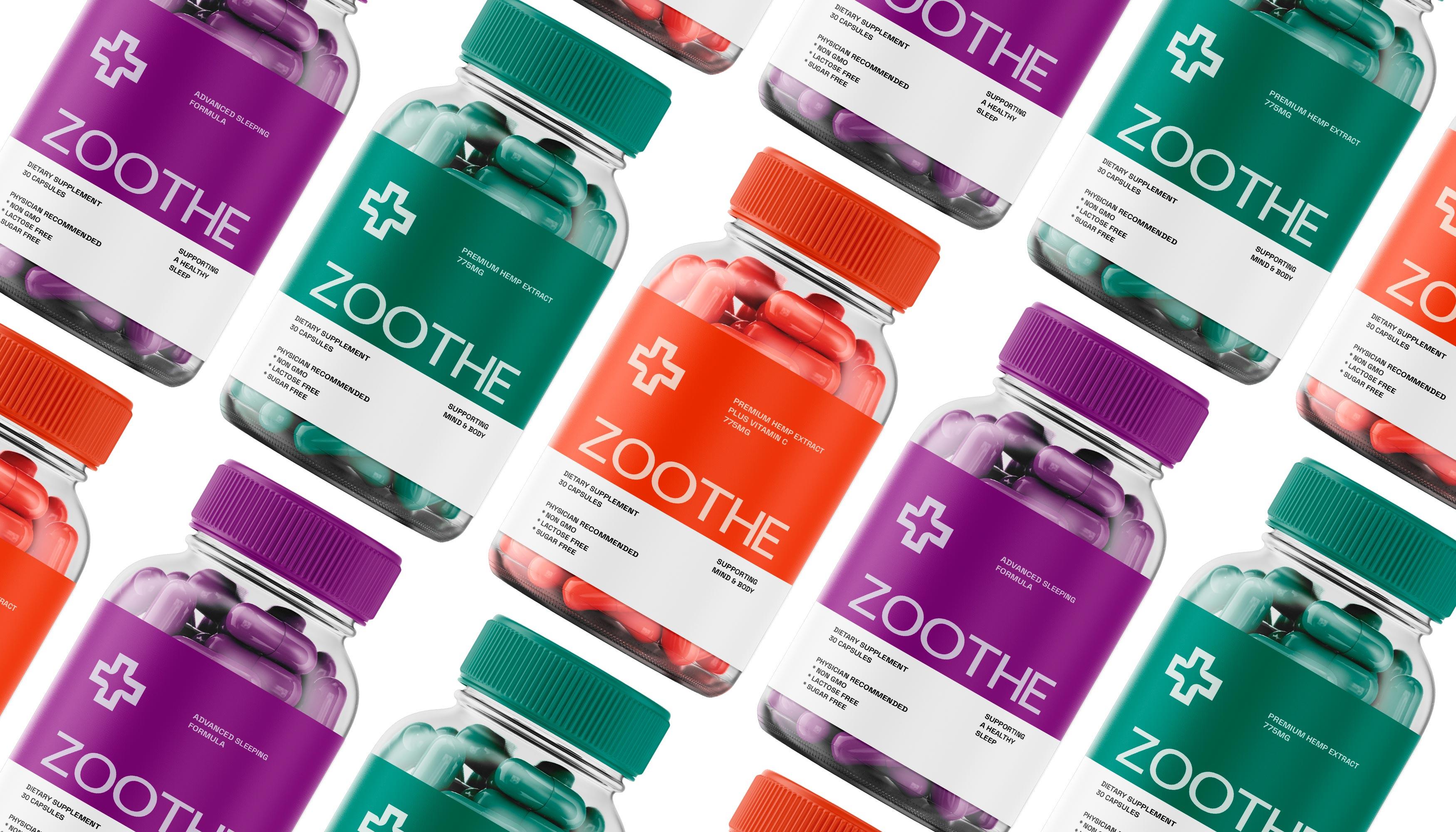 Brand Identity of Zoothe by Osvaldo Sine