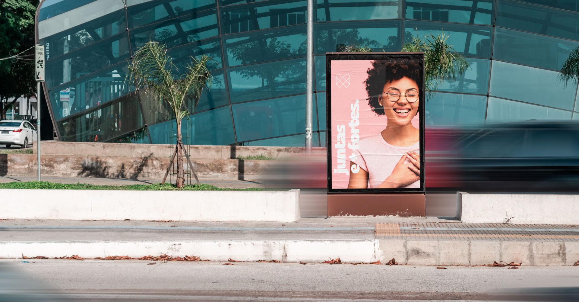 Visual Identity for a Non-Profit by Marina Hauers Designer