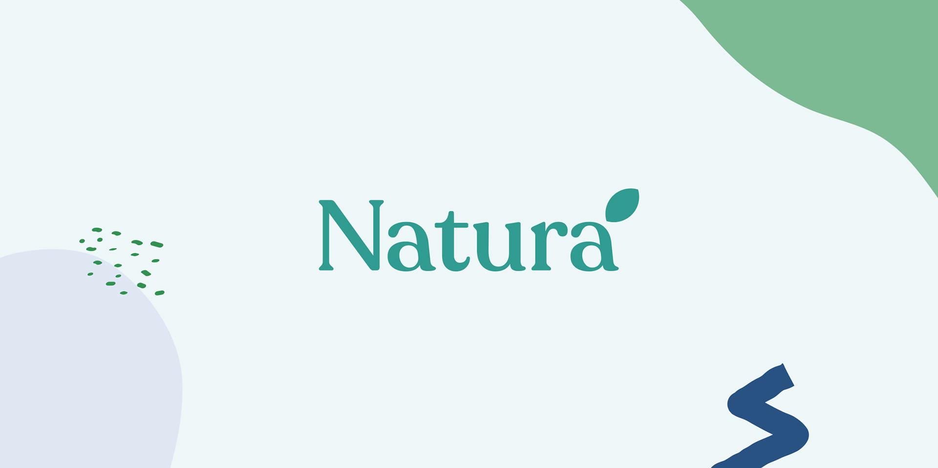 Natura Branding and Packaging Design