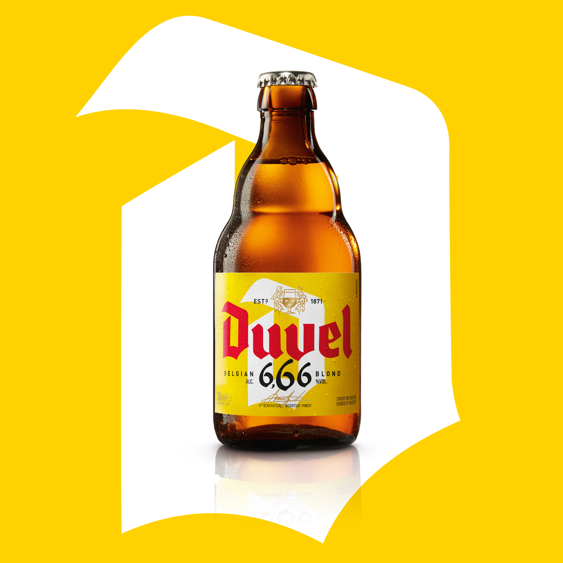 Quatre Mains Creates 666 Good Reasons for Duvel