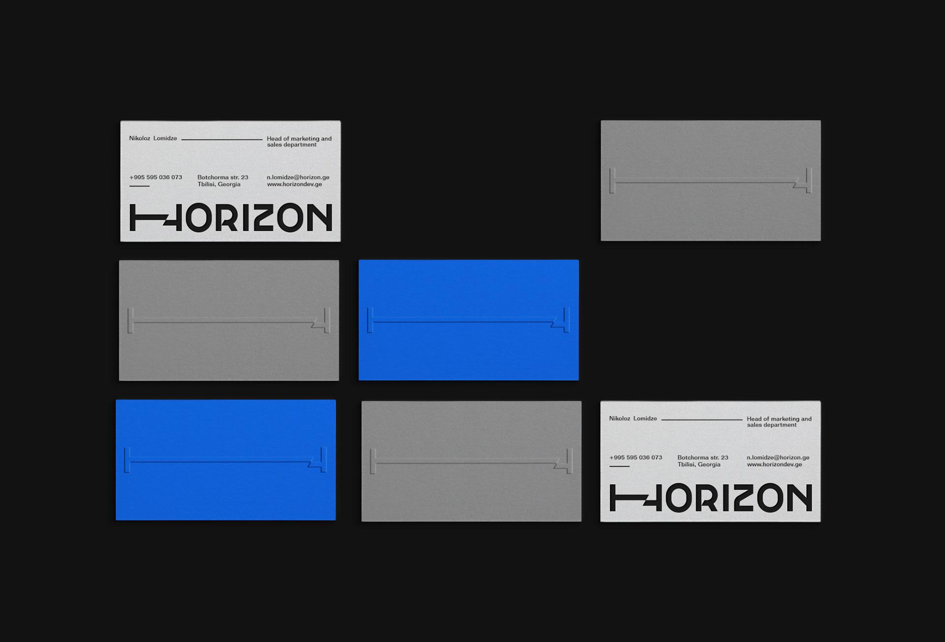 Brid Agency Created a Logo and Visual Identity for Horizon
