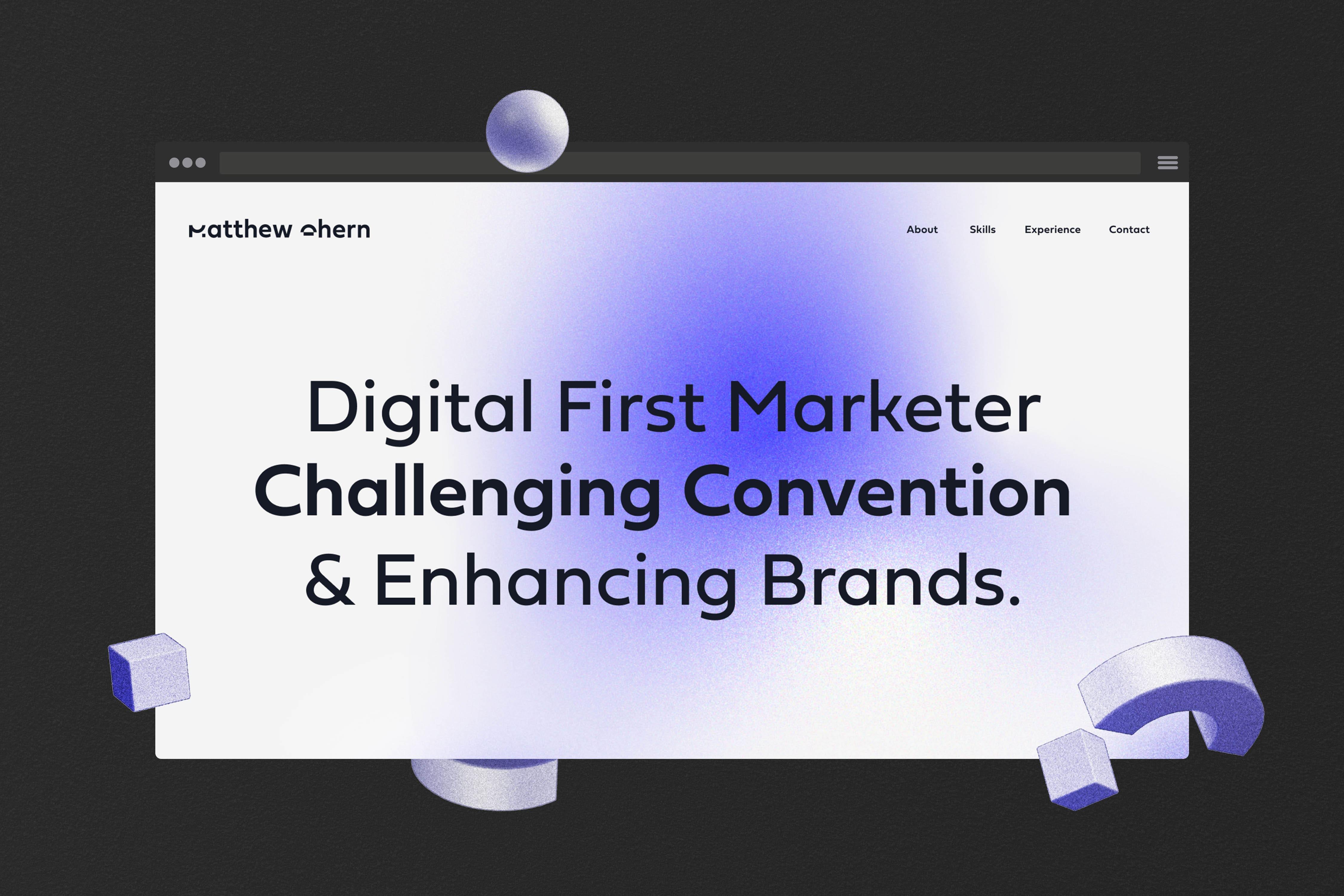 Demystifying the Digital Marketing World With Matthew Ahern