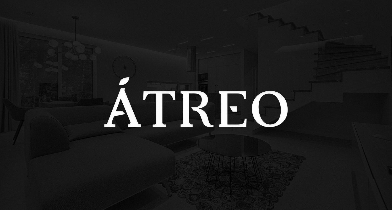 Agency Mangu Creates New Brand Identity for Furniture Industry Átreo