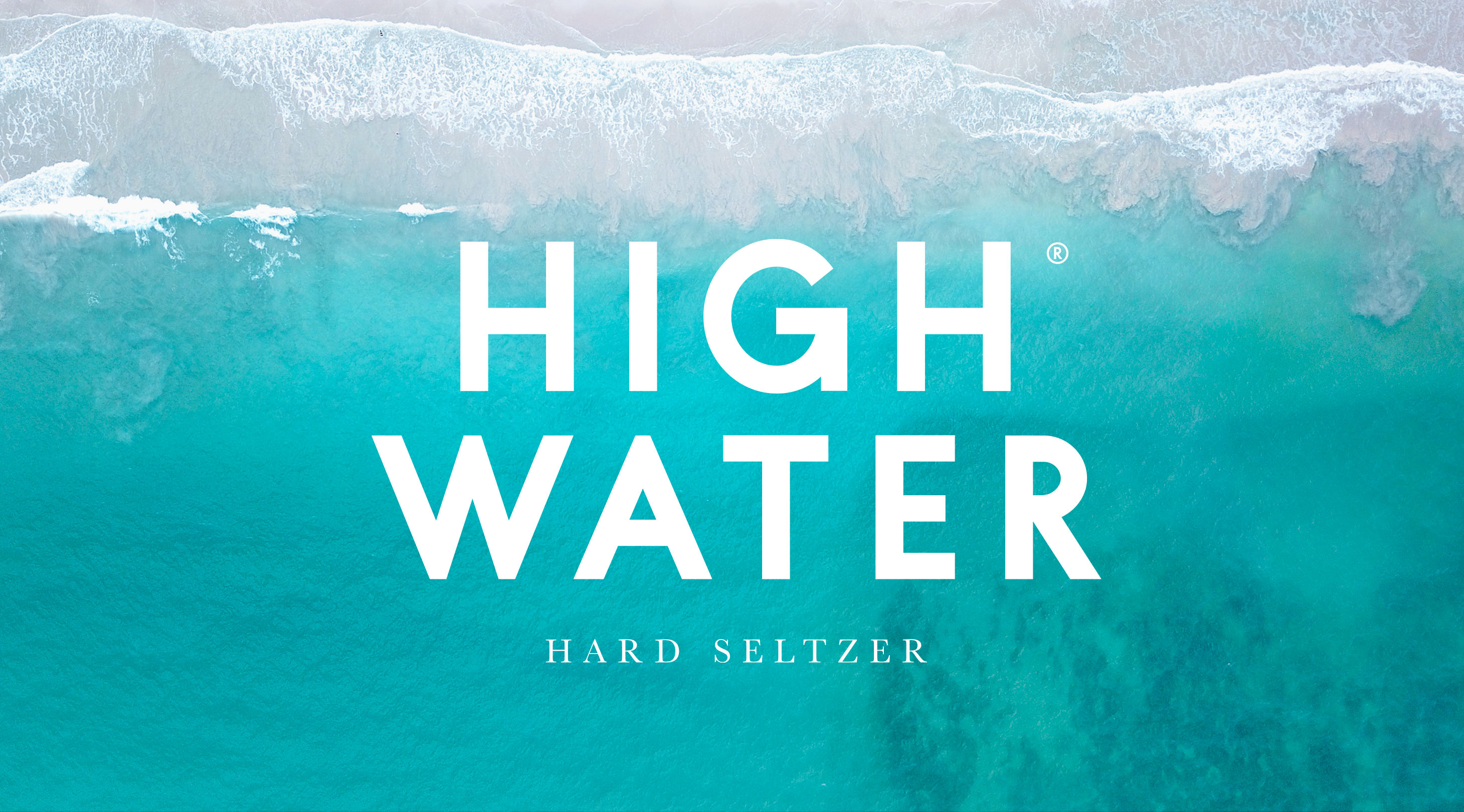 High Water Hard Seltzer Brand Creation by Midday