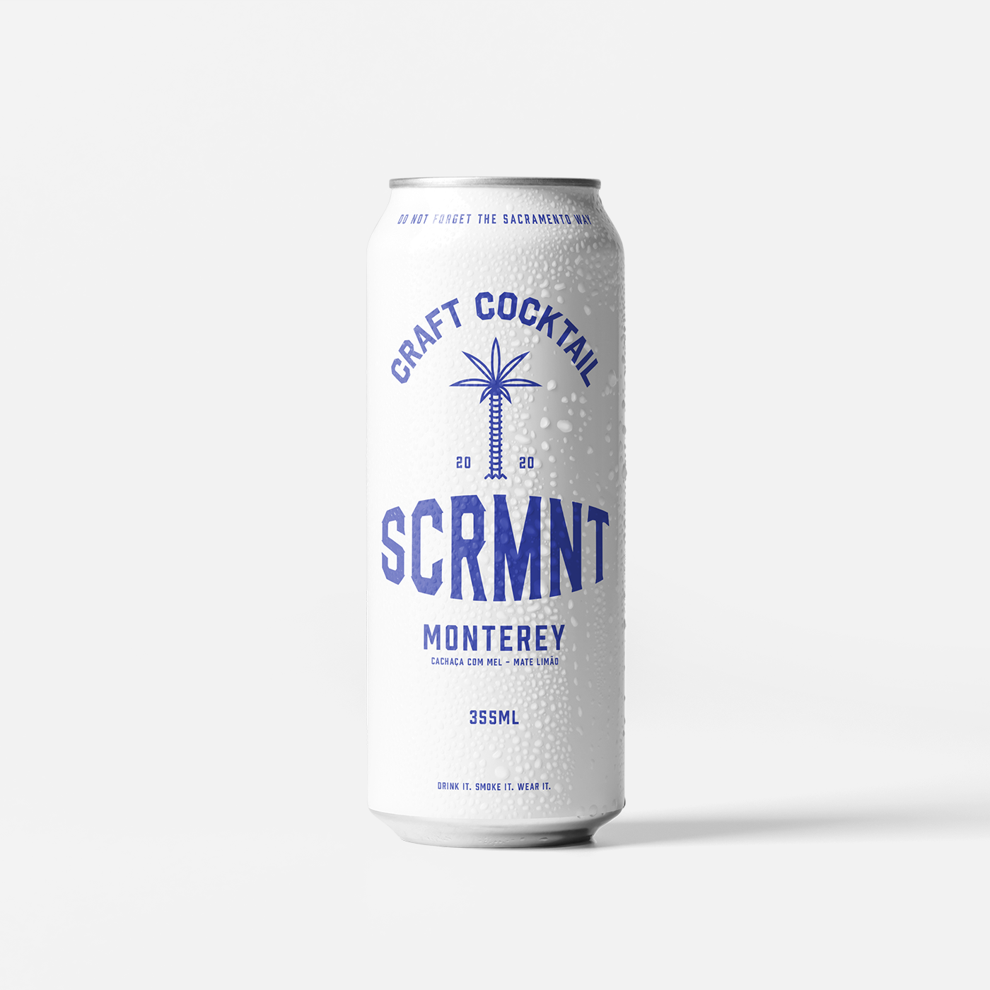 Domo Studio Creates a New Label Family for Sacramento Craft Cocktail