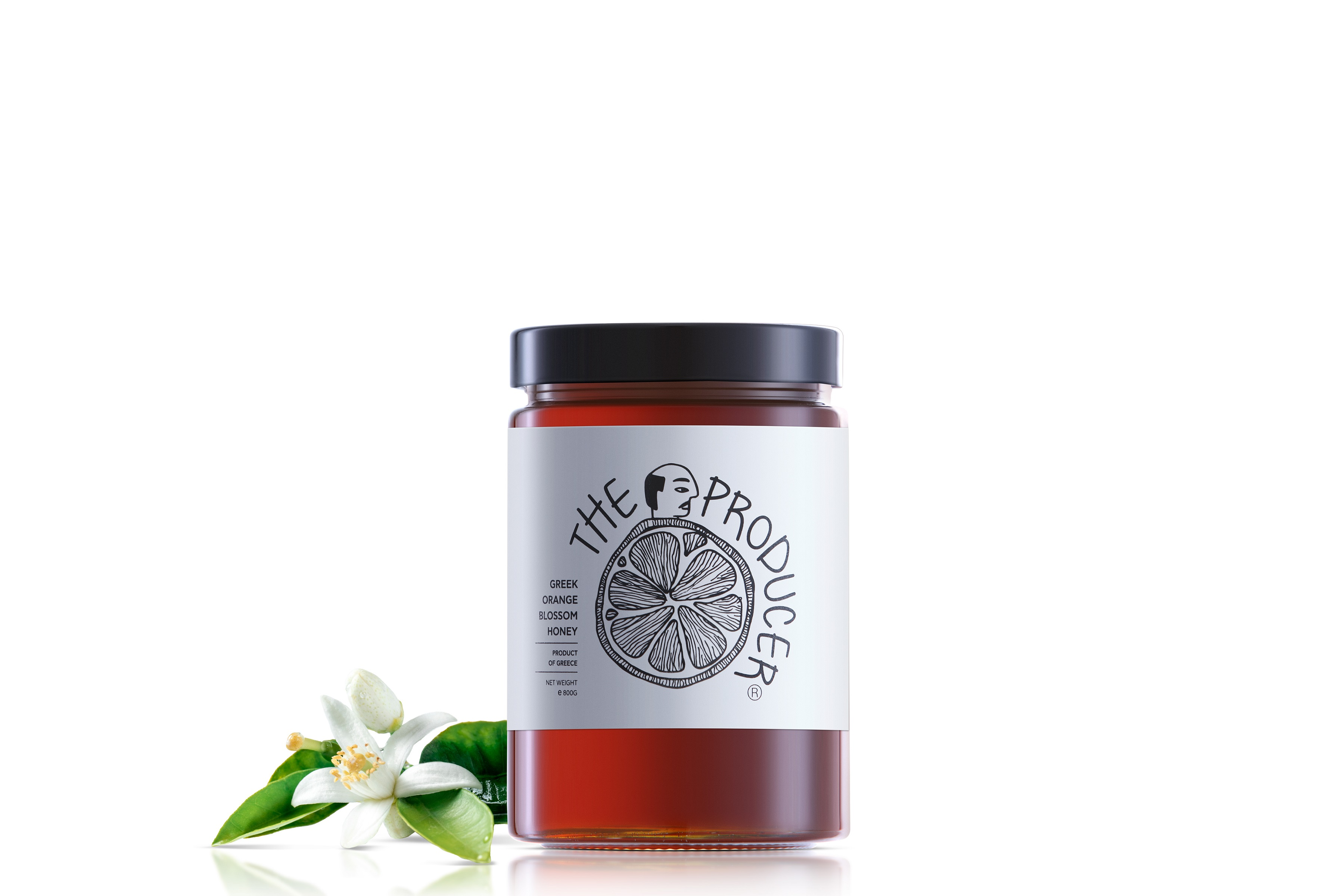 The Producer Greek Honey Branding and Packaging Design by The BrandHouse
