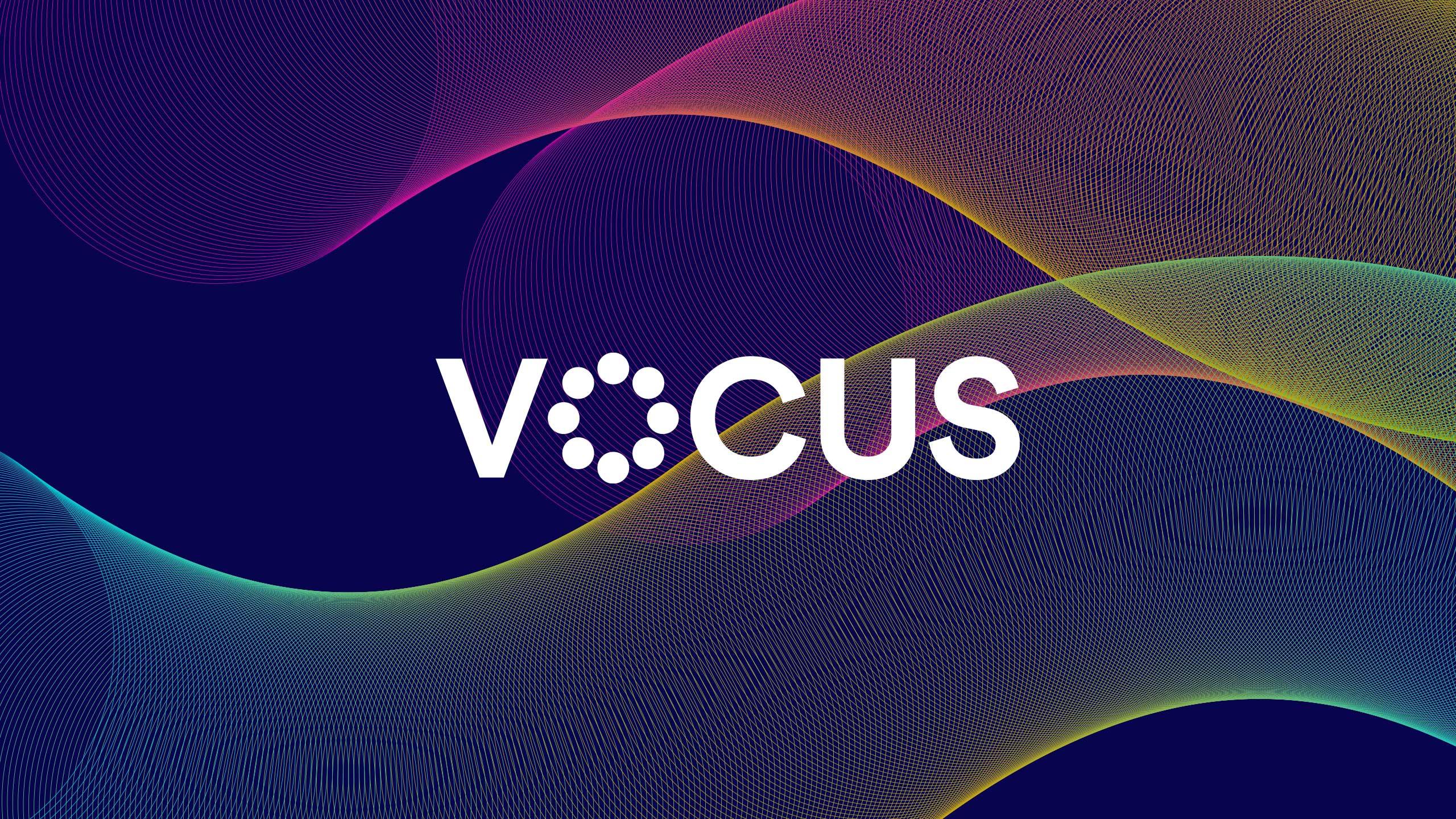 FutureBrand Australia Creates Vocus Brand Transformation