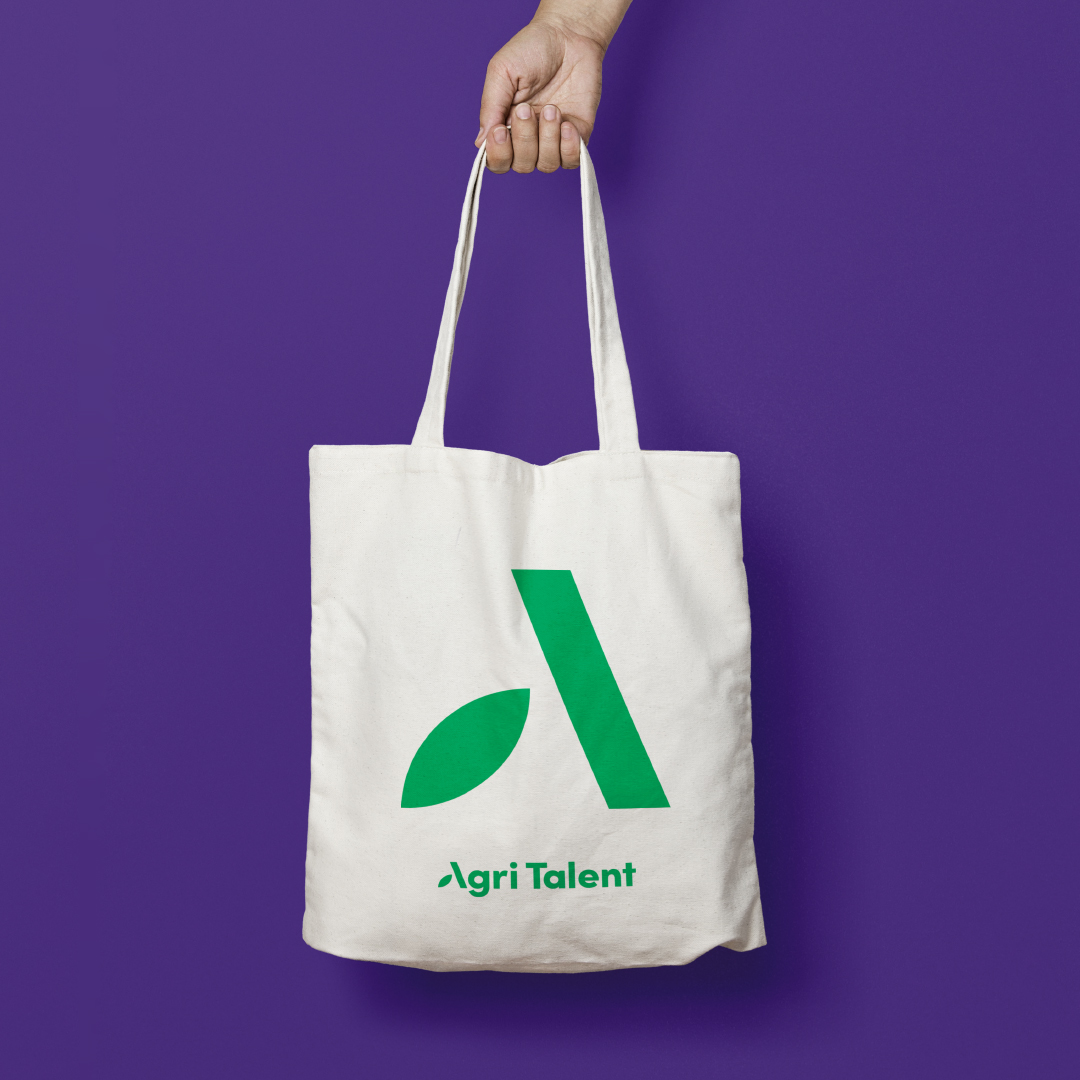 Agri Talent Corporate Branding Created by Sketch Corp.