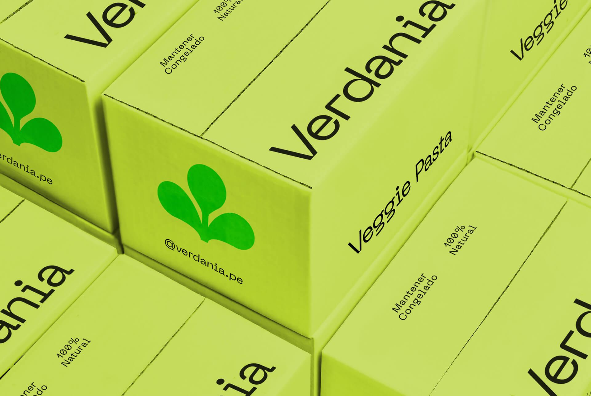 Verdania Fun Veggies Spagetthi Brand and Packaging Design by Tais Kahatt