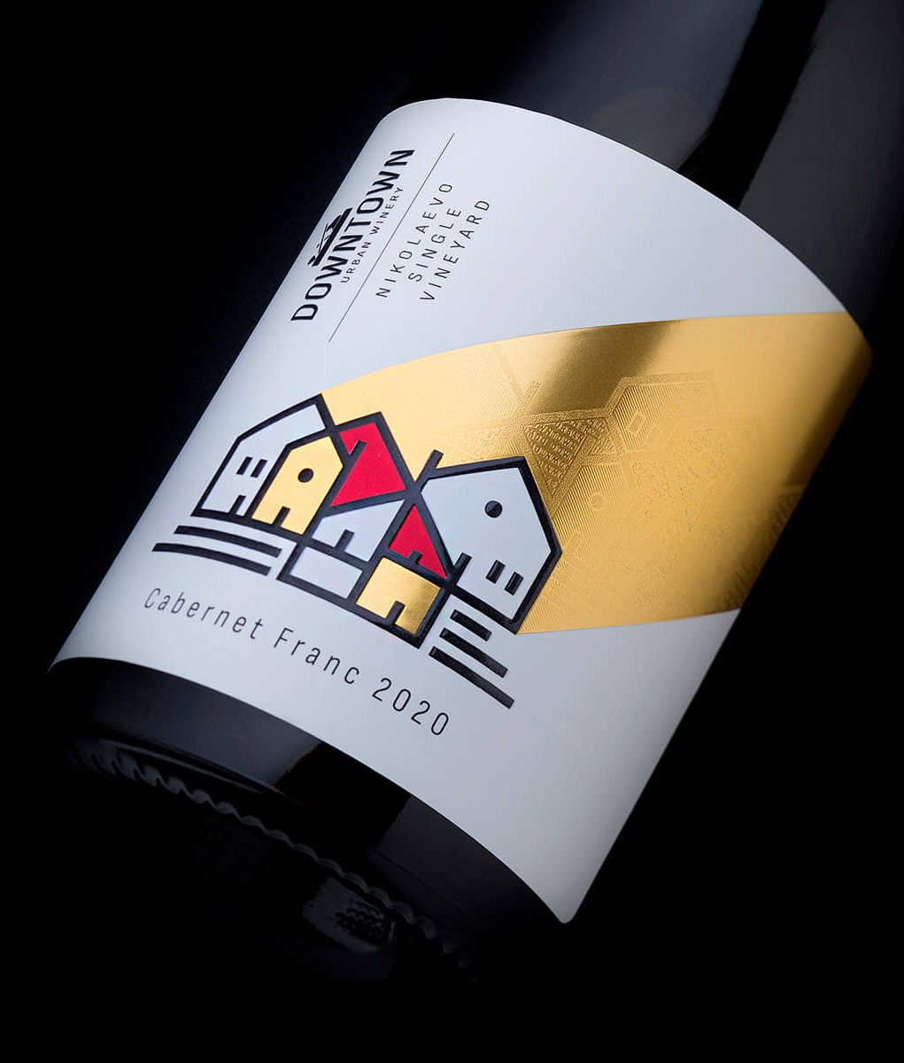 Transforming an Unique Story Into Strong and Memorable Wine Brand by the Labelmaker