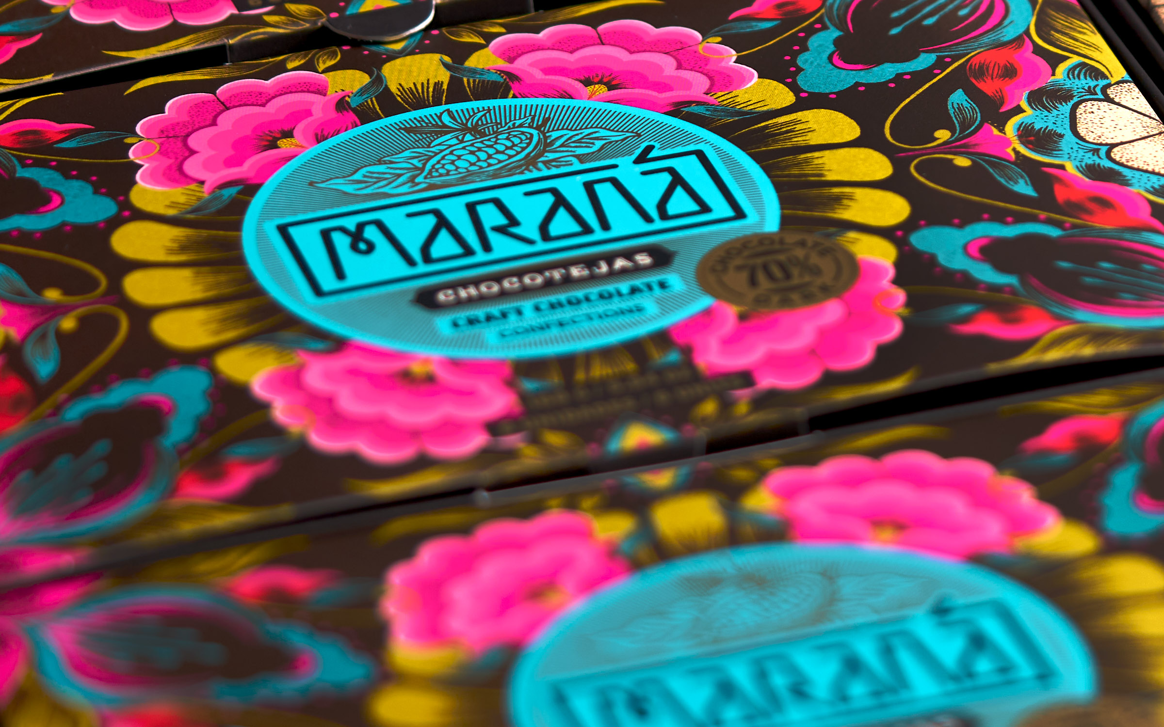 Icono Comunicadores Agency Create Packaging Design for New  Product of Maraná Chocotejas