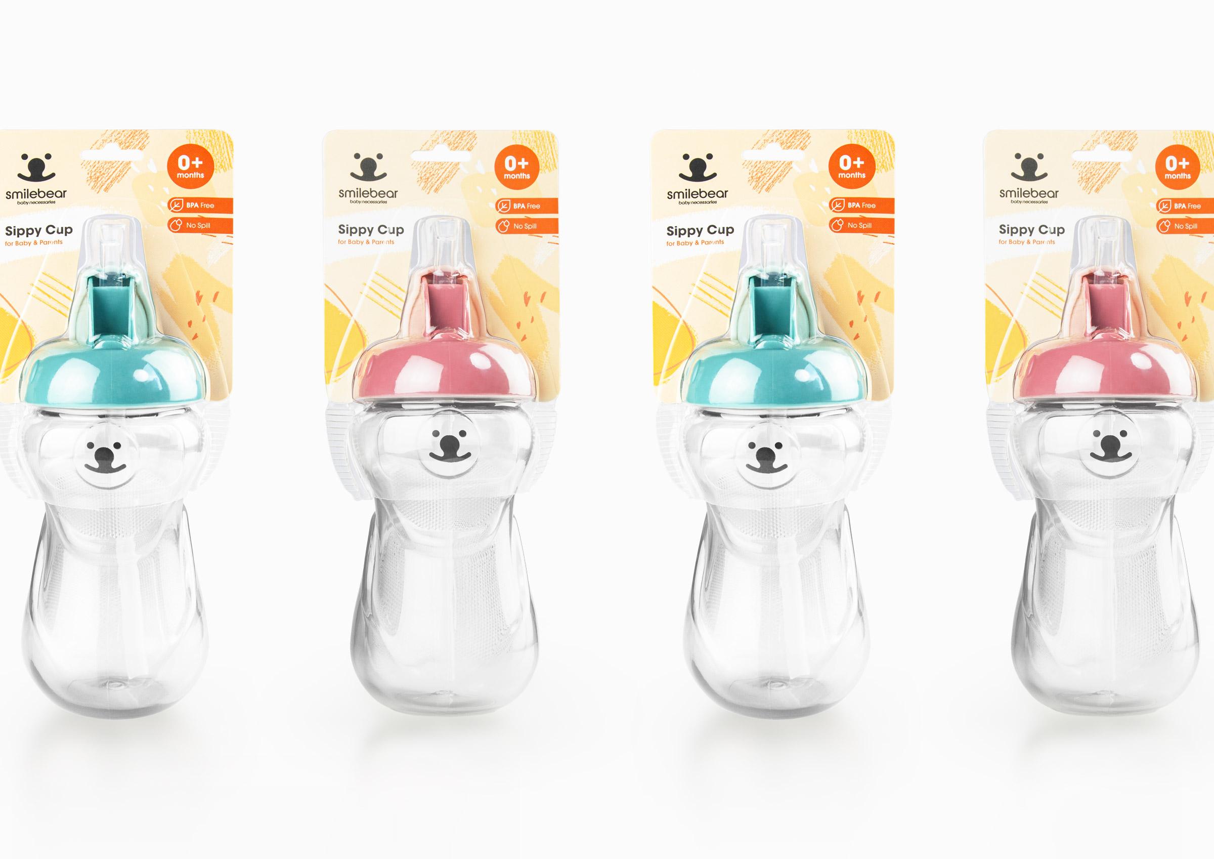 Smilebear Branding Design by Box Brand Design