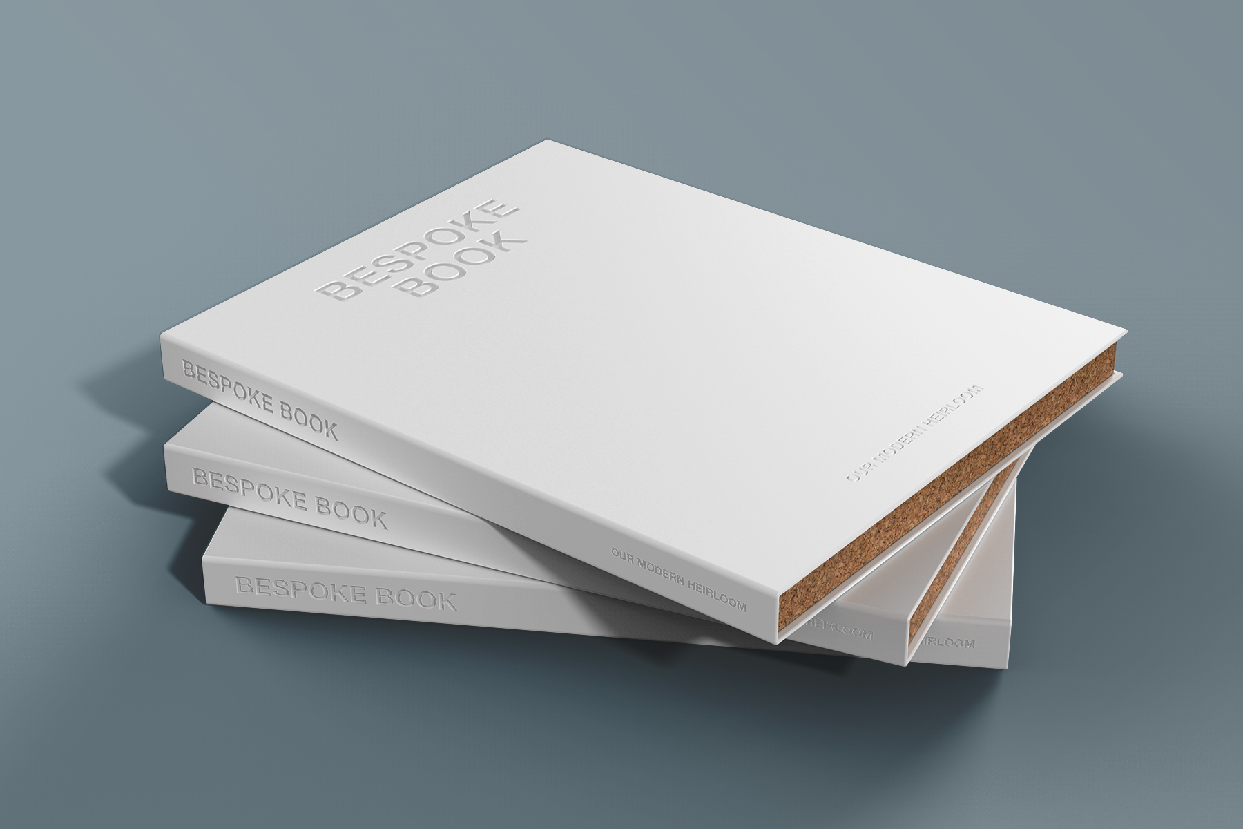 vve.design Creates a Multi-Purpose Rigid Book Packaging