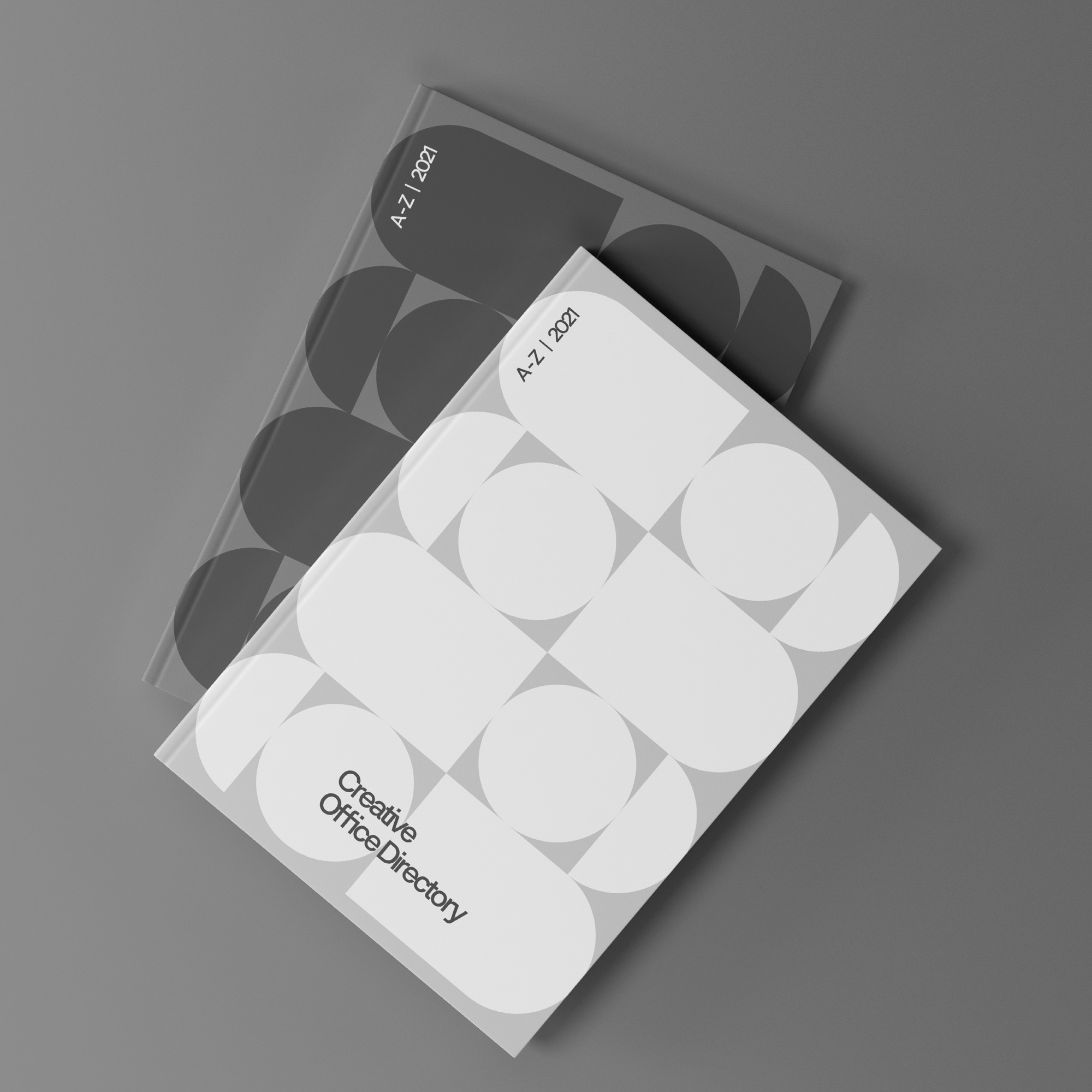 Non-profit Organisation Concept for a Creative Office Directory