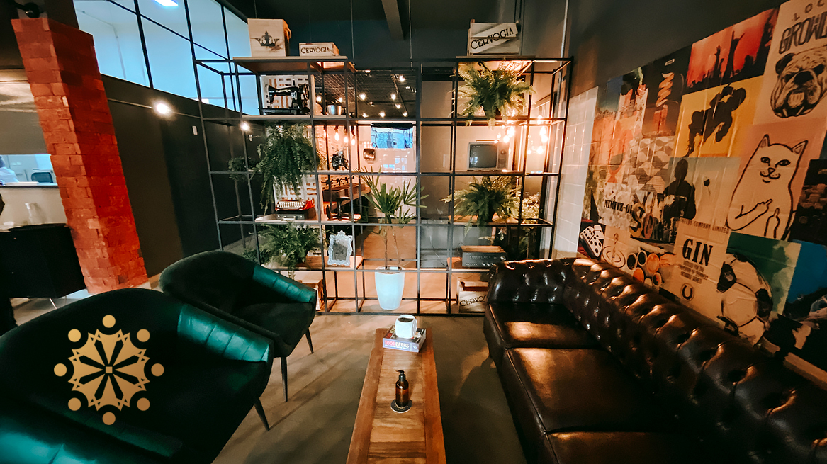 Hachiko Studio Creates Brand For New Pub And Celebrates Friendship